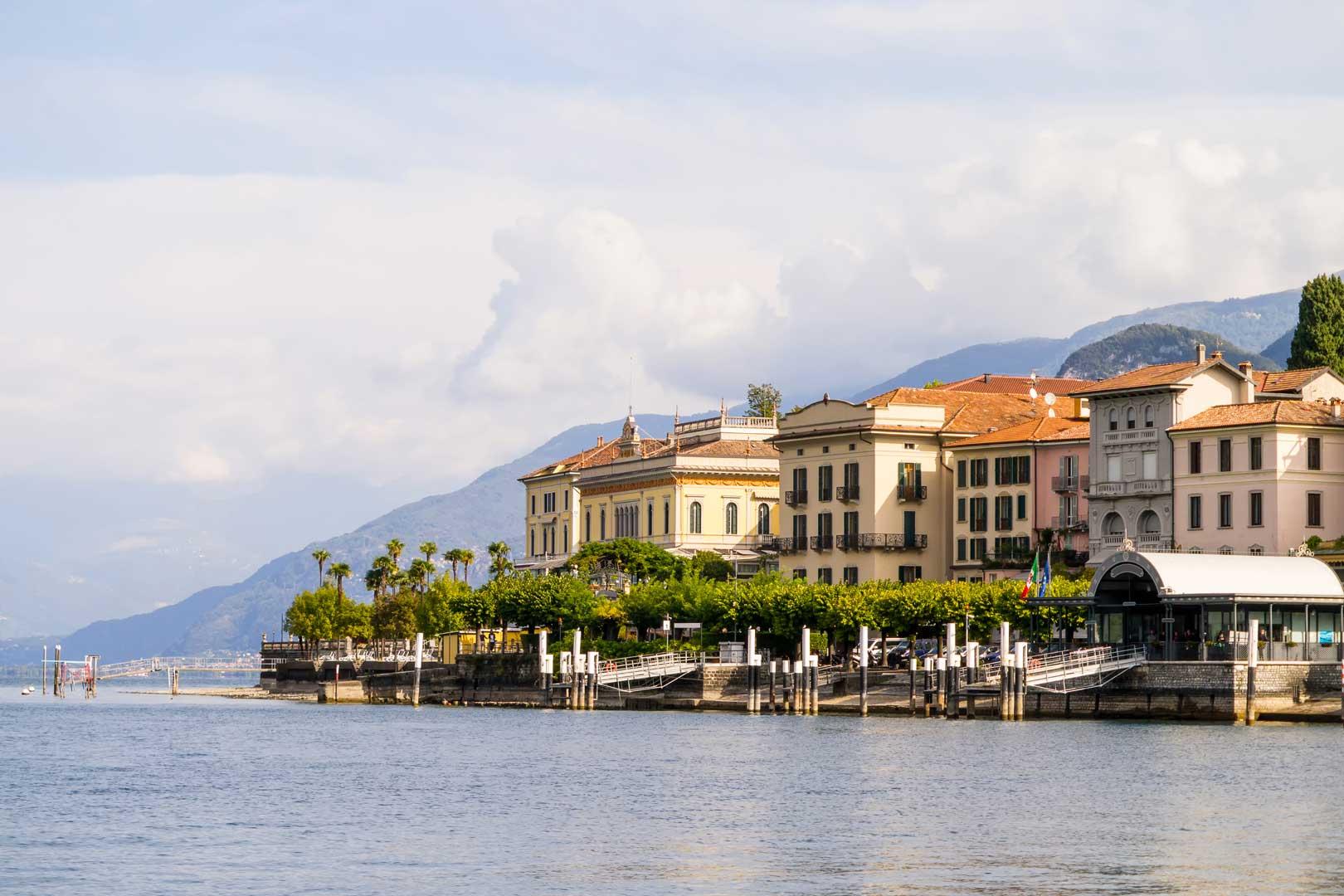 Lago di Como   Lido di Bellagio