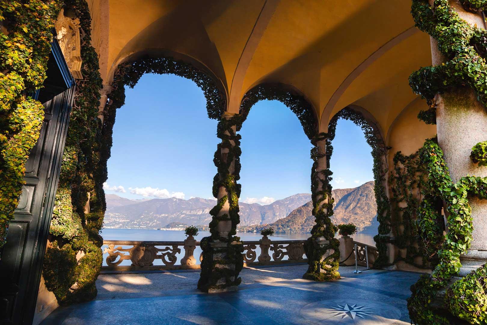 Lago di Como | Villa Balbianiello