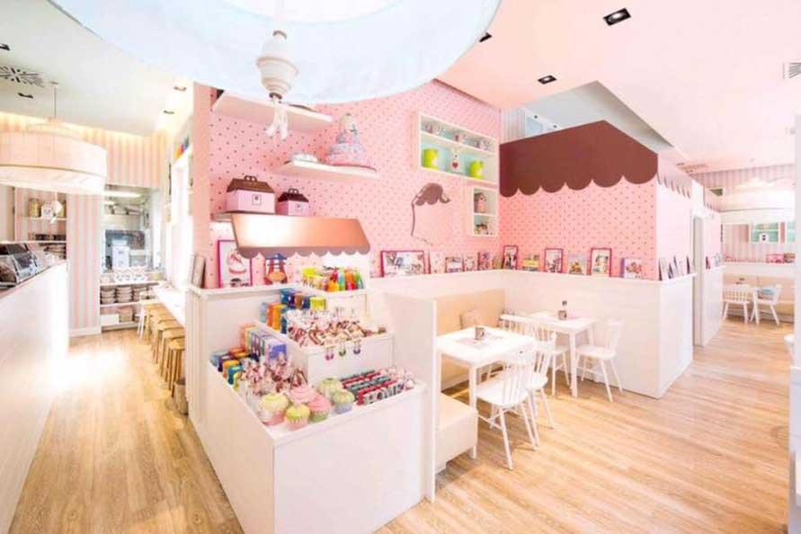 Vanilla Bakery | Interni