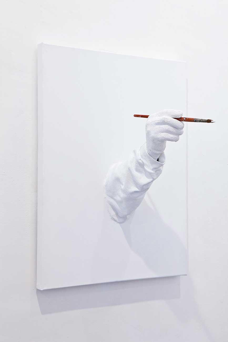 Mark Jenkins - Rules of Engagement - Wunderkammern Milano