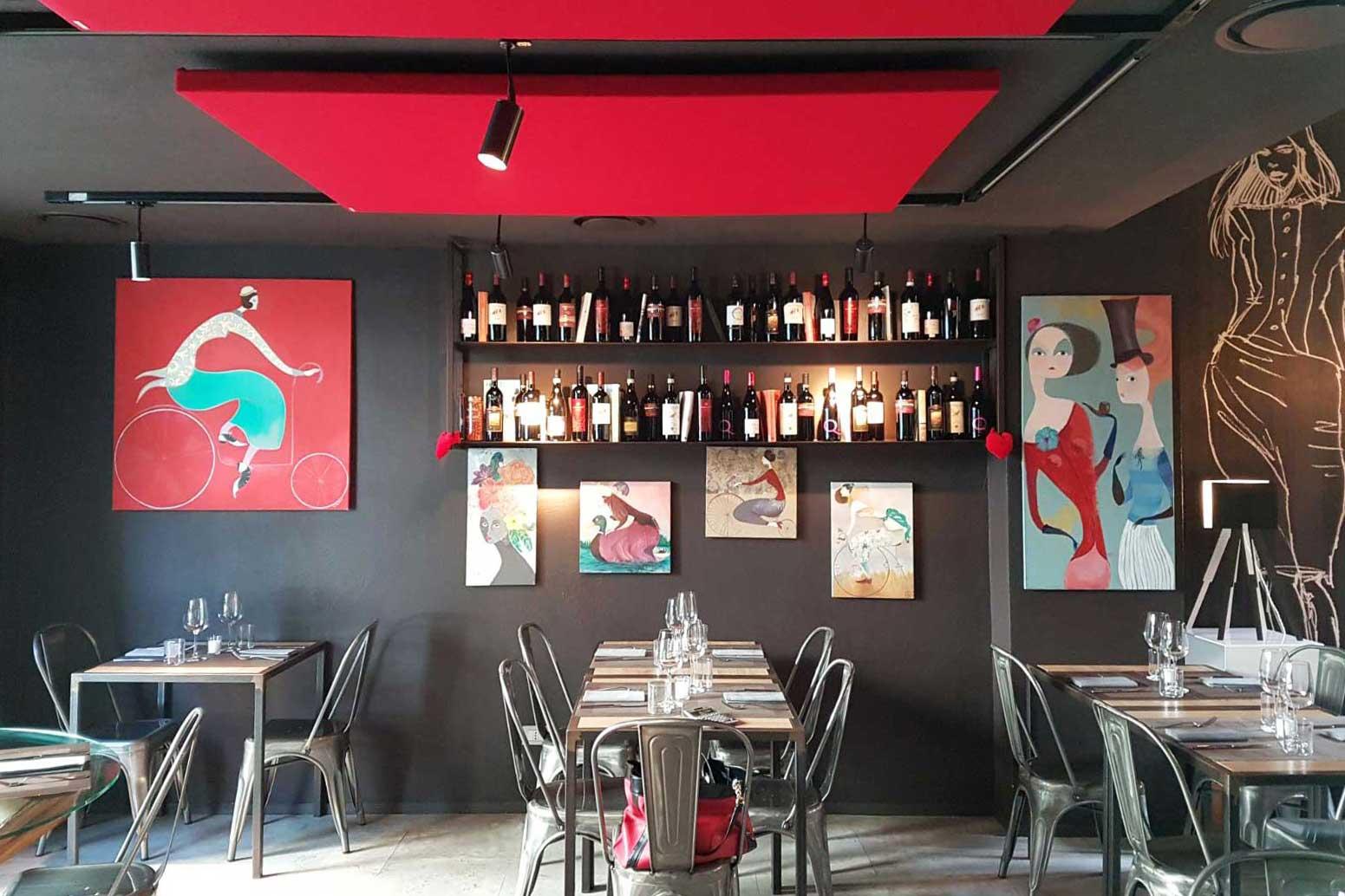 Art & Food in Porta Nuova da AmaMi