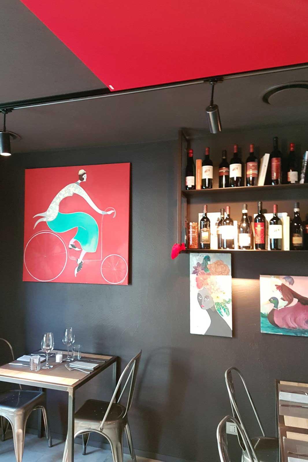 Art & Food   AmaMi Ristorante