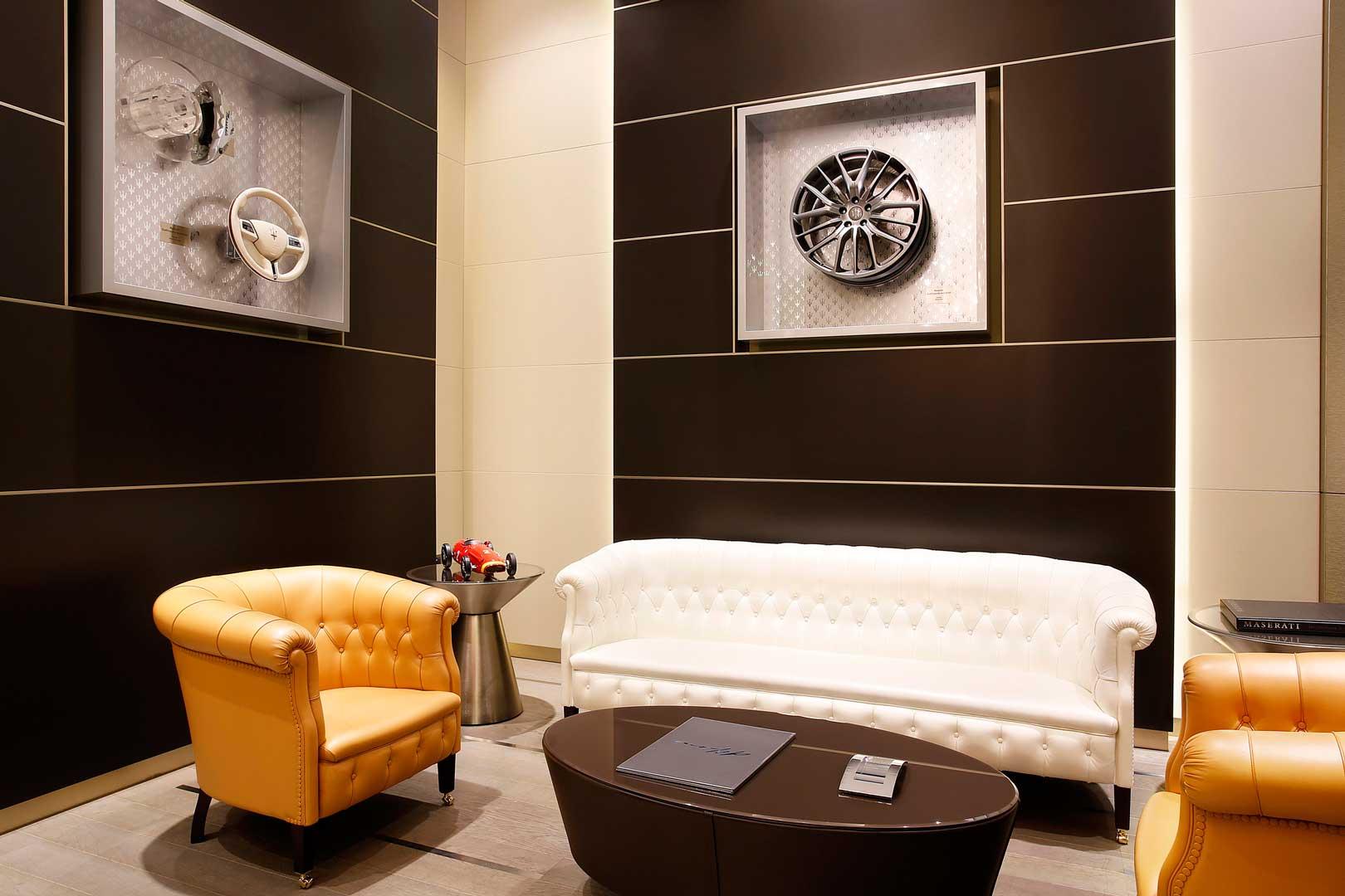 Excelsior Hotel Gallia | Cigar Room