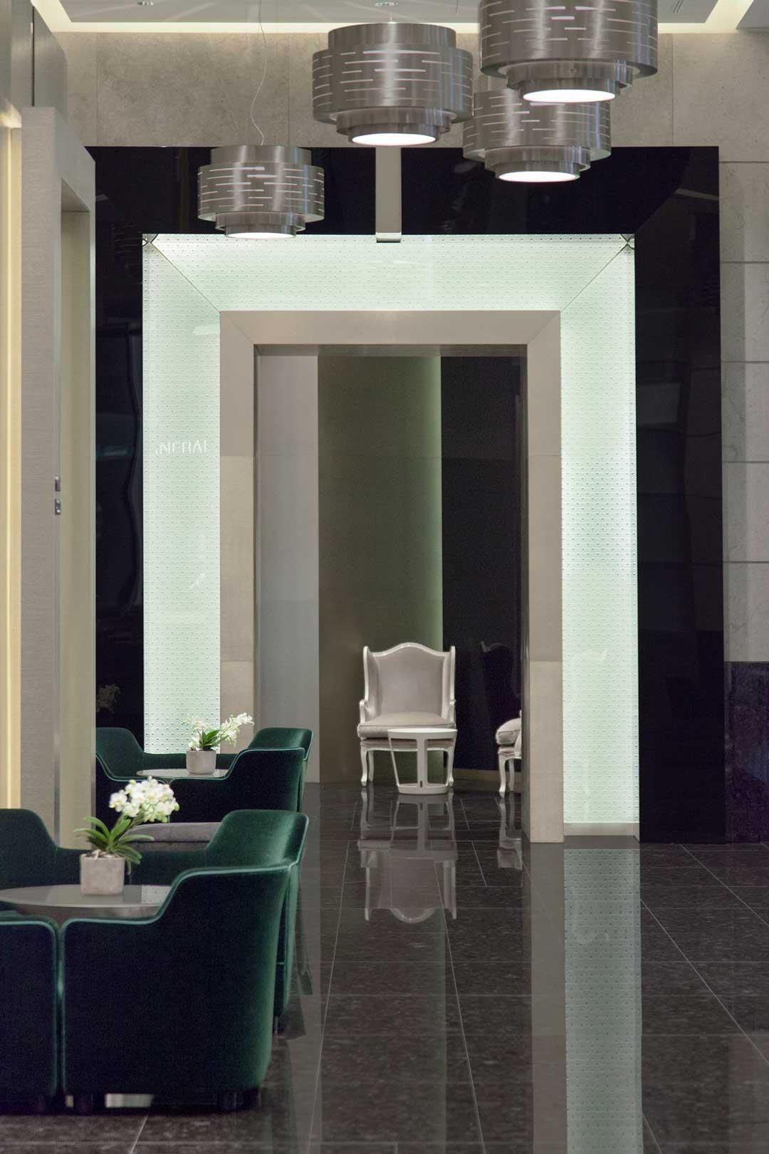 Excelsior Hotel Gallia   Lounge