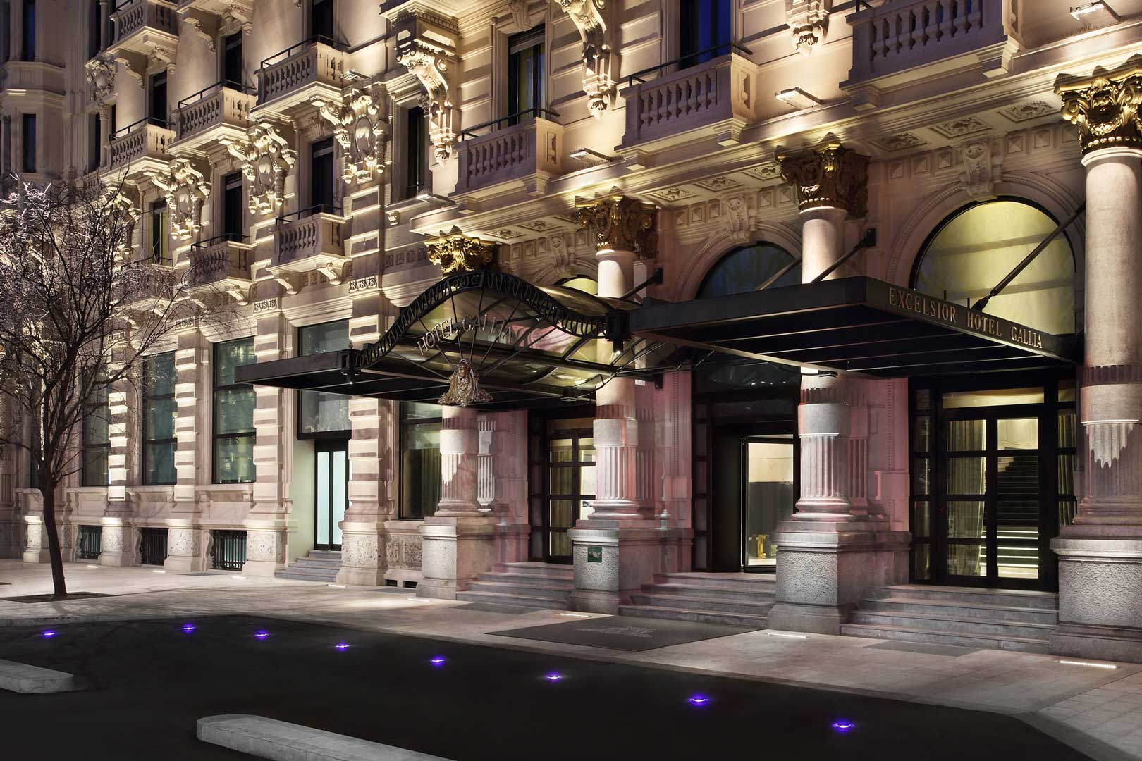 Excelsior hotel gallia flawless milano the lifestyle guide for Hotel design milano centro