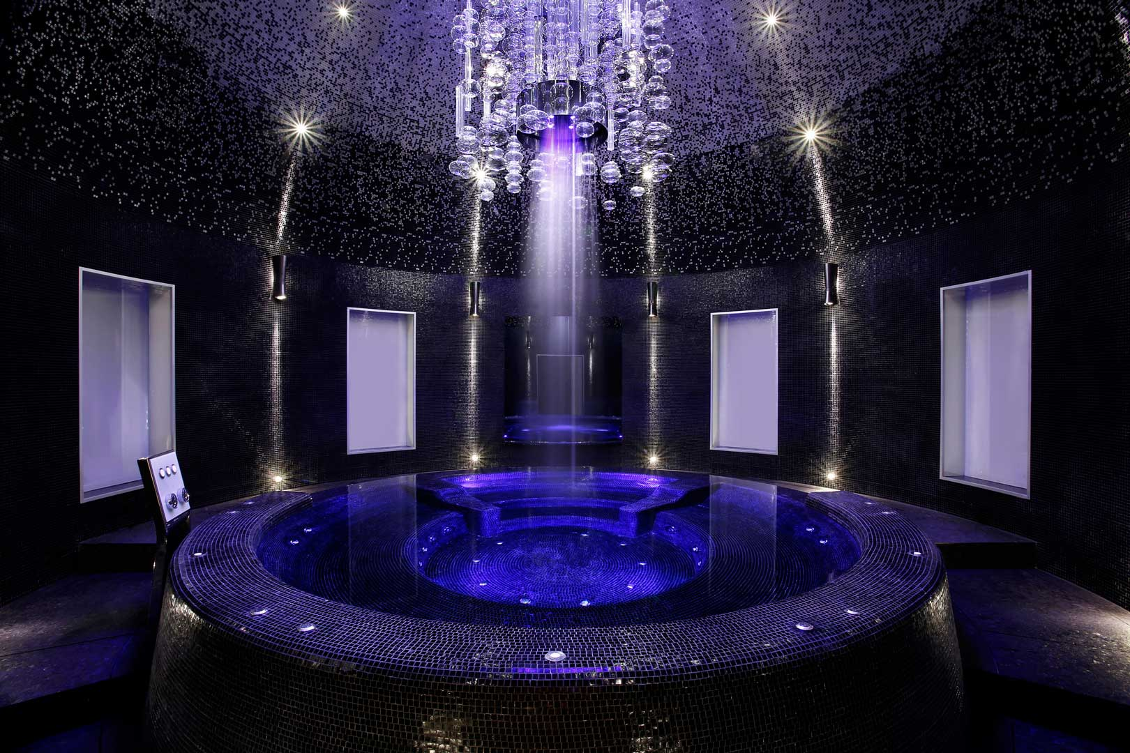 Excelsior Hotel Gallia | Katara Suite - Private Spa