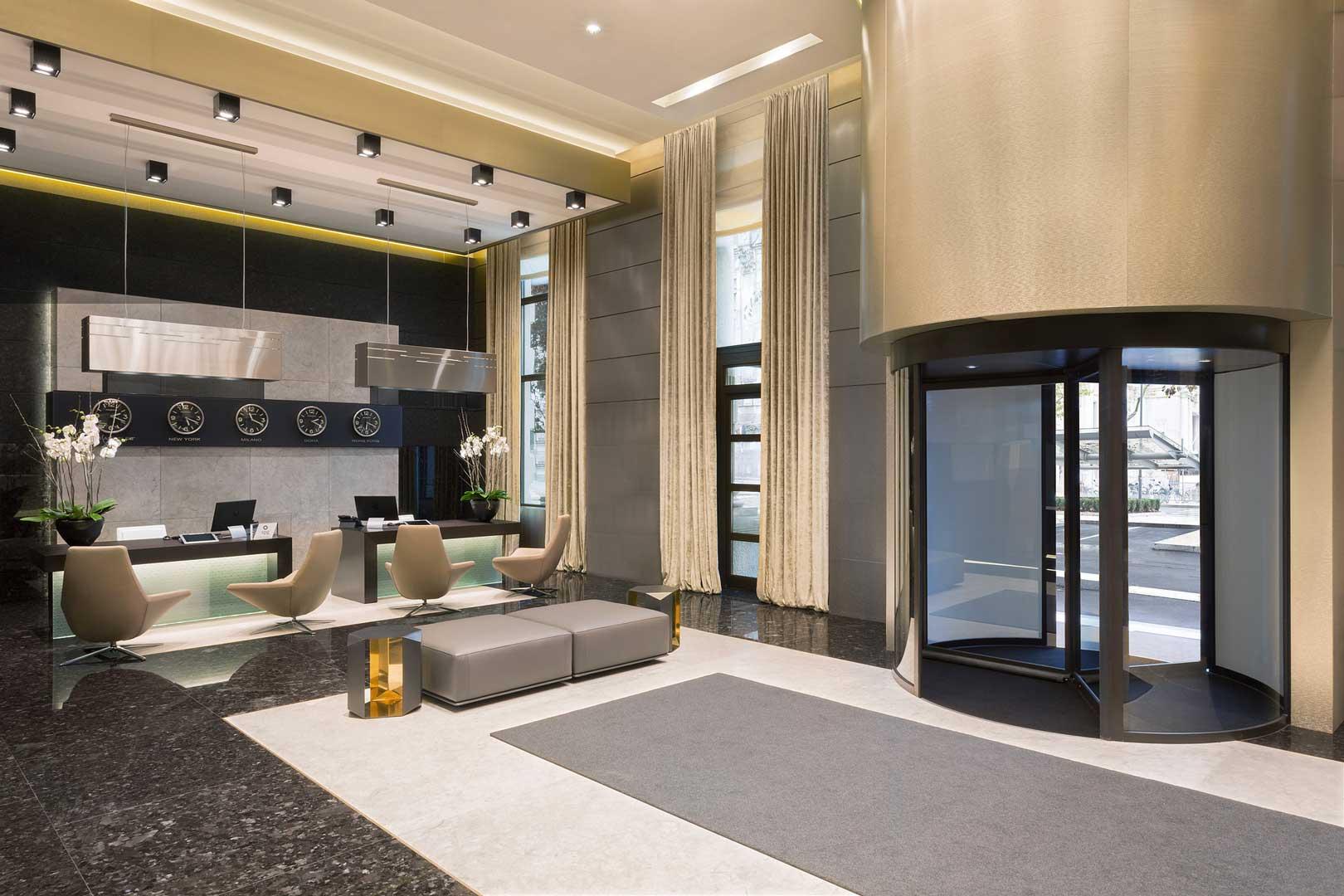 Excelsior Hotel Gallia   Lobby