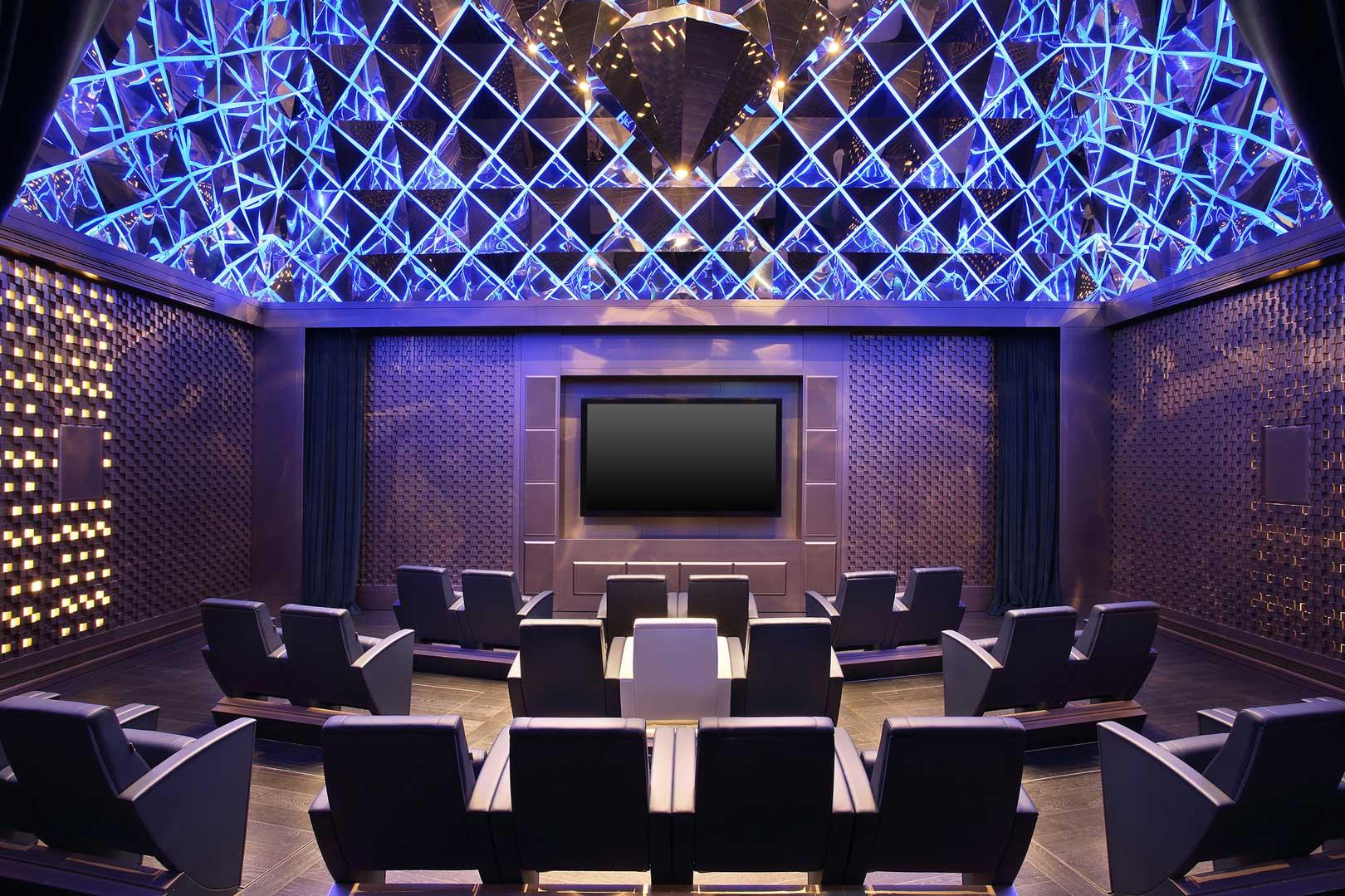 Excelsior Hotel Gallia | Theatre