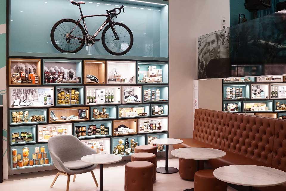 Bianchi Cafè & Cycles