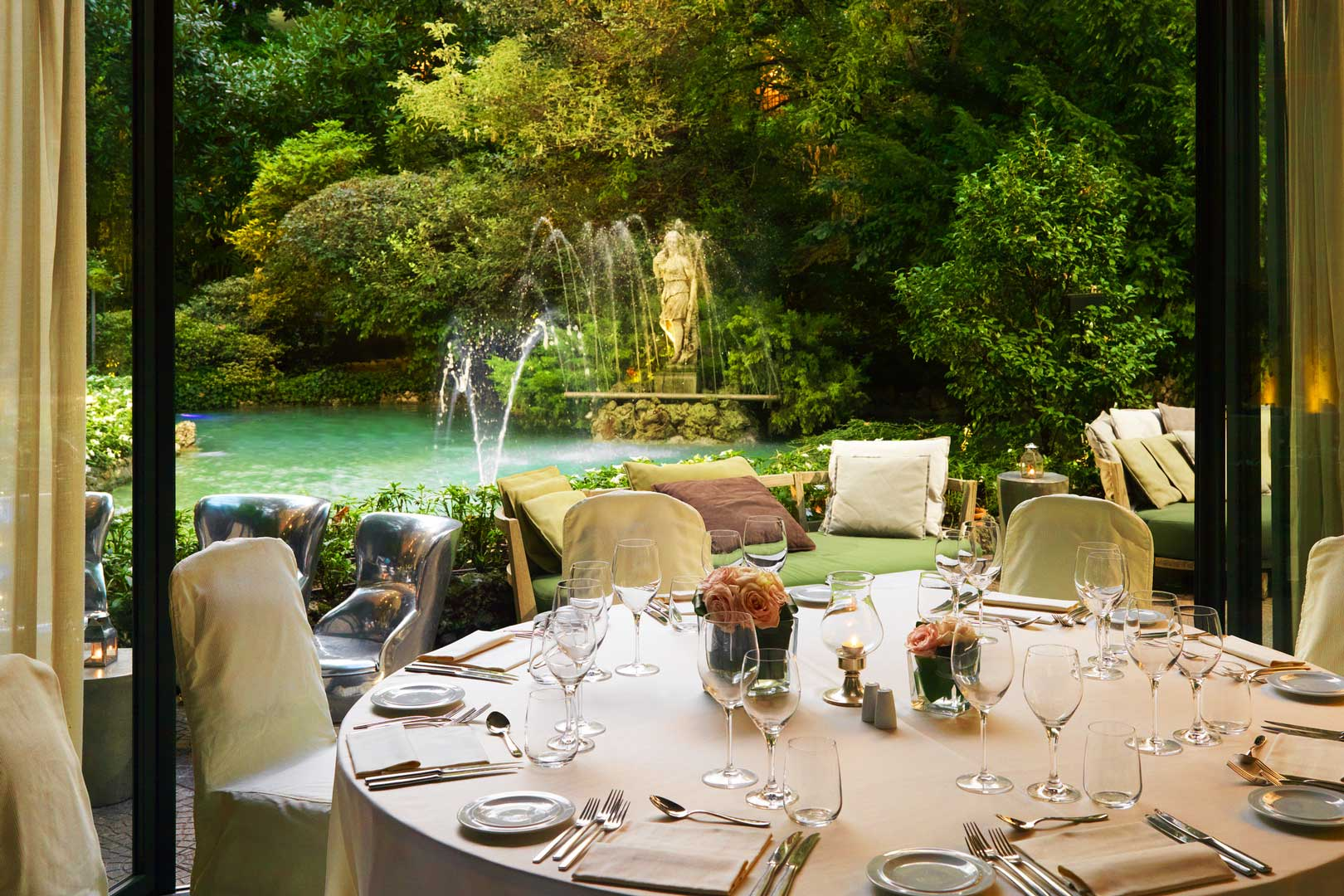 The best outdoor brunches in milan flawless milano for Best brunch in milan