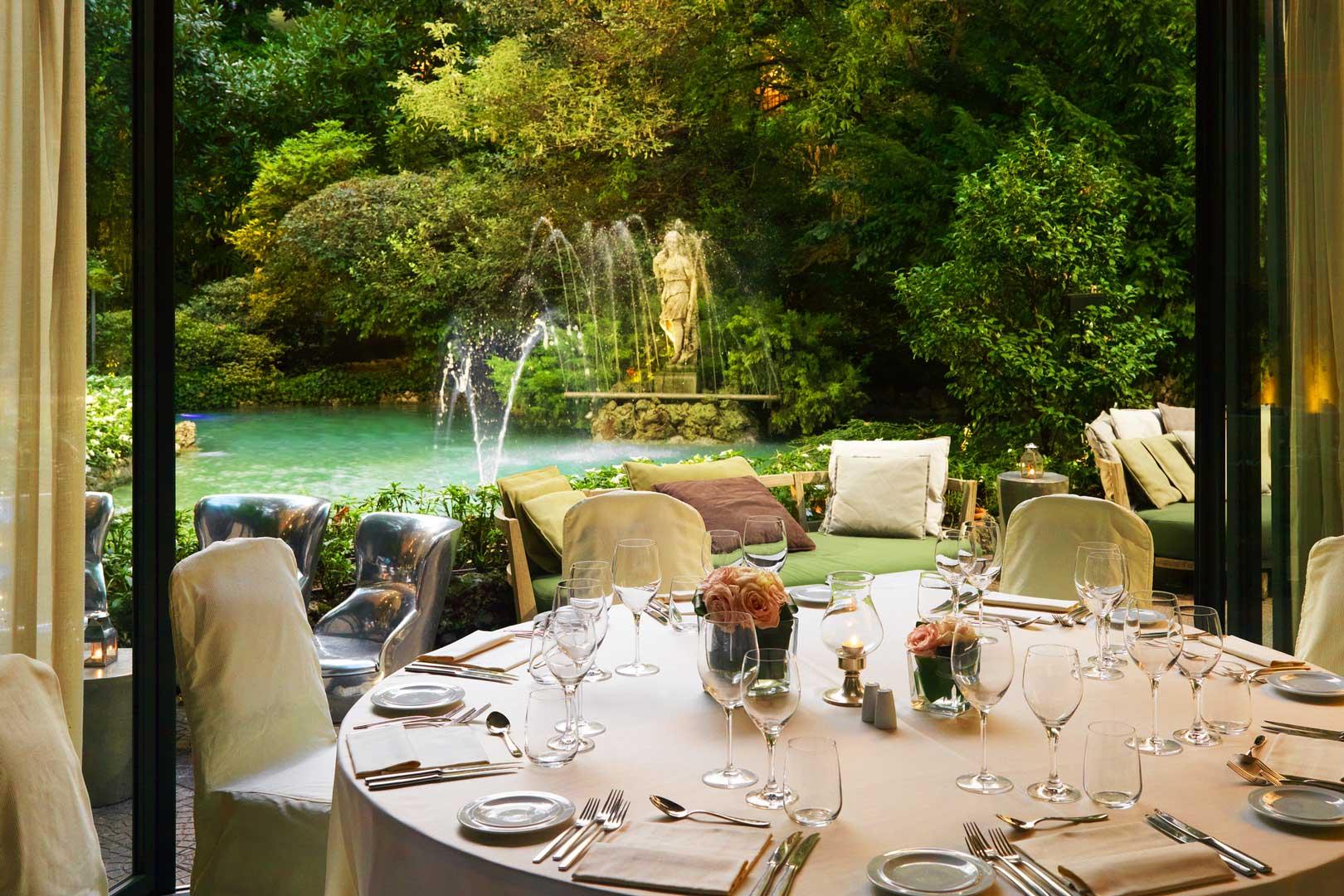 Sheraton Diana Majestic | Diana Garden Lounge