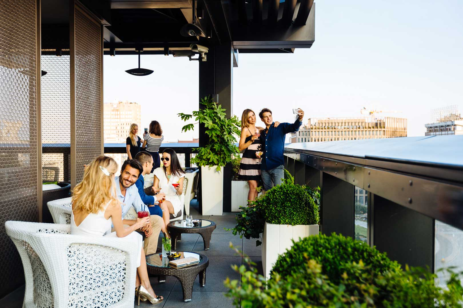 The Most Beautiful Rooftops Of Milan For An Aperitivo