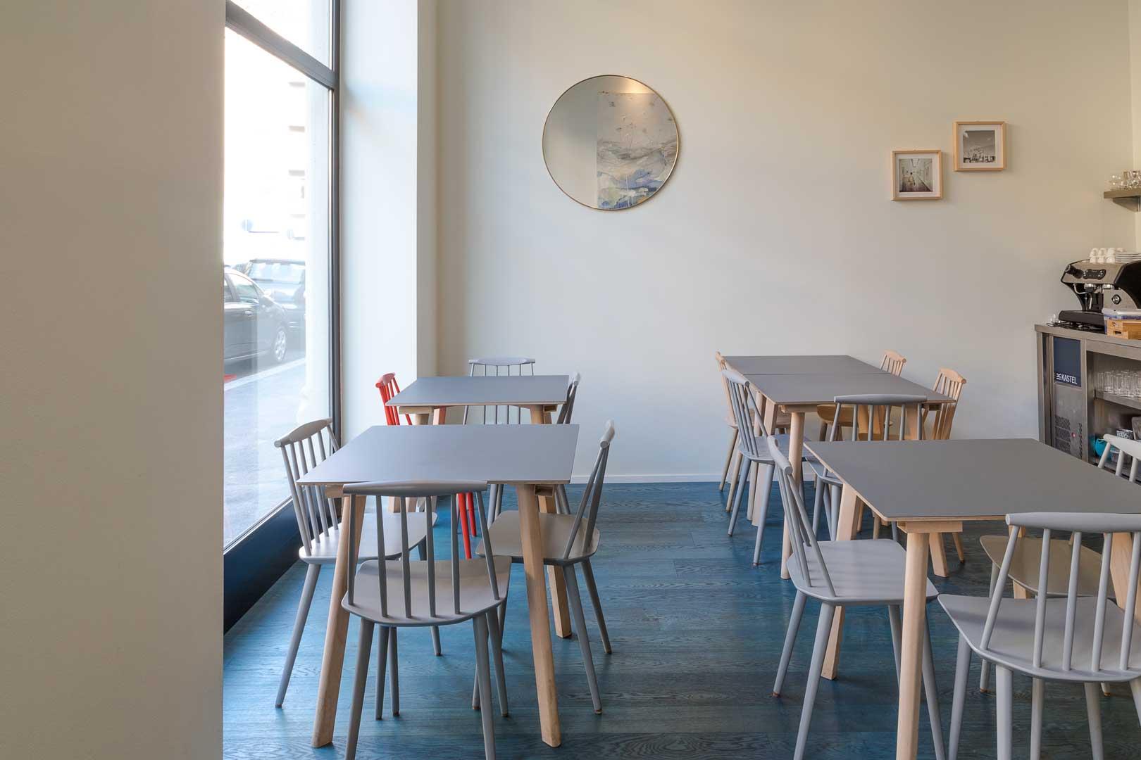 Casa Ramen Super | Tavoli