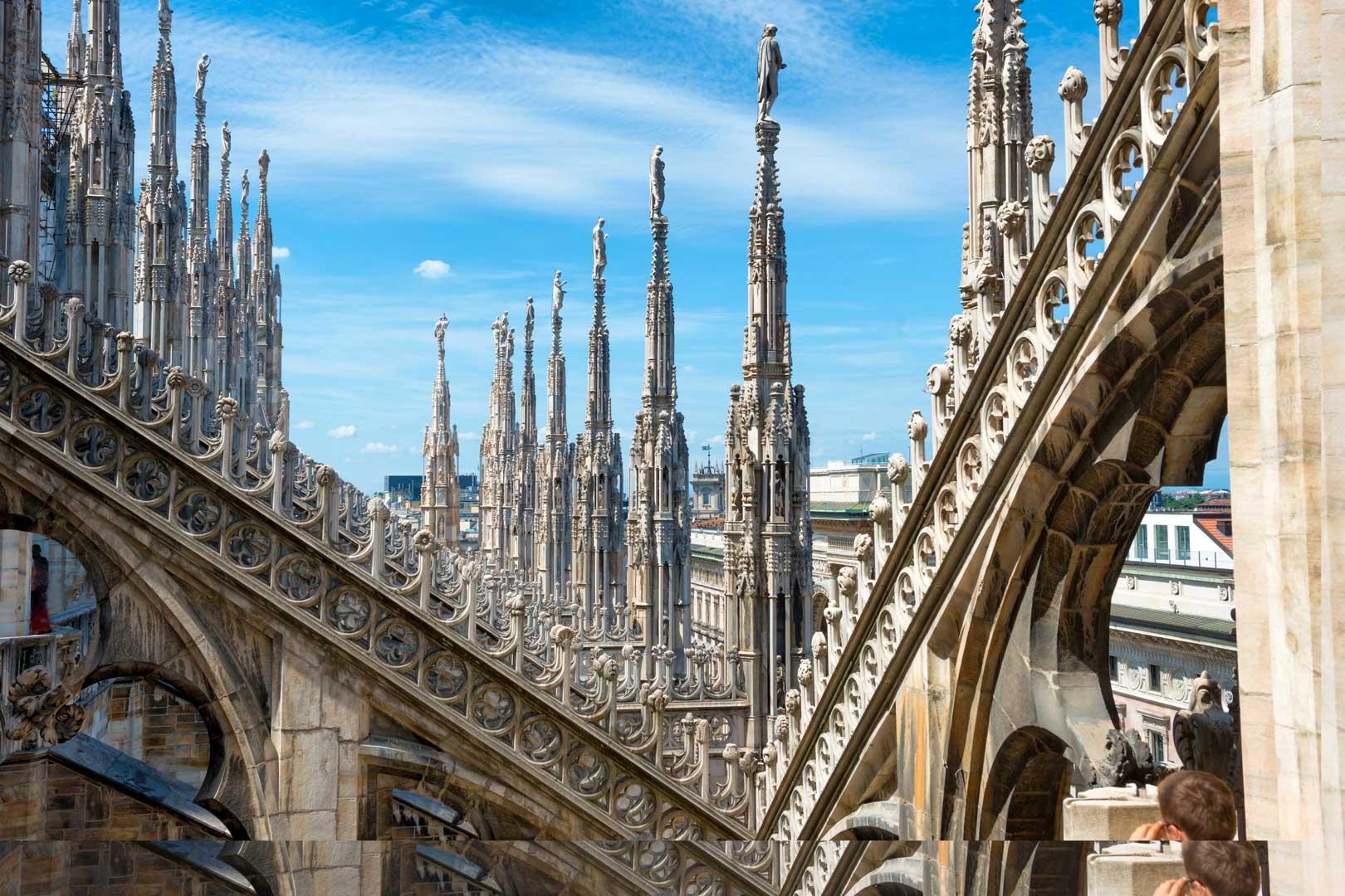 Duomo Milano | Guglie