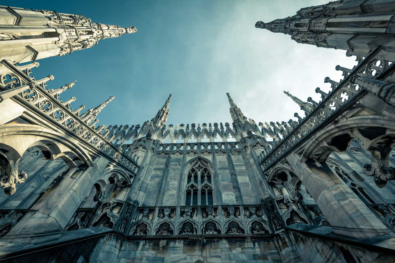 The Duomo of Milan reveals its hidden corners | Flawless Milano
