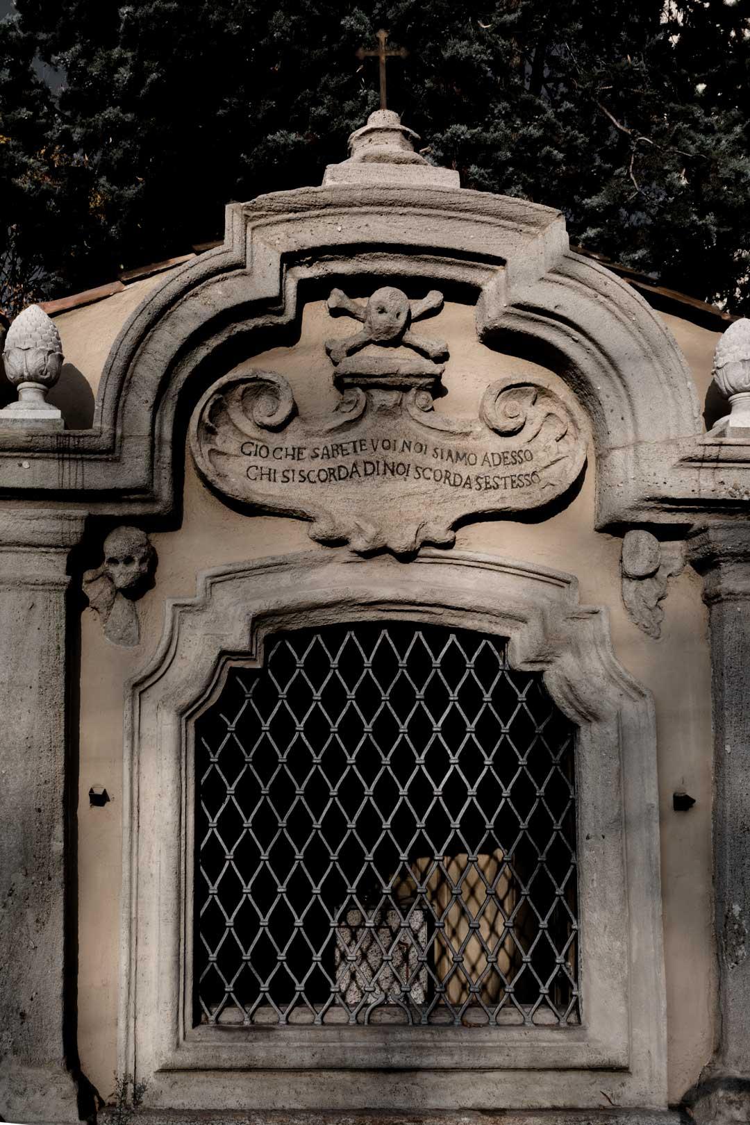 Cappella dei Morti | Piazzale Aquileia