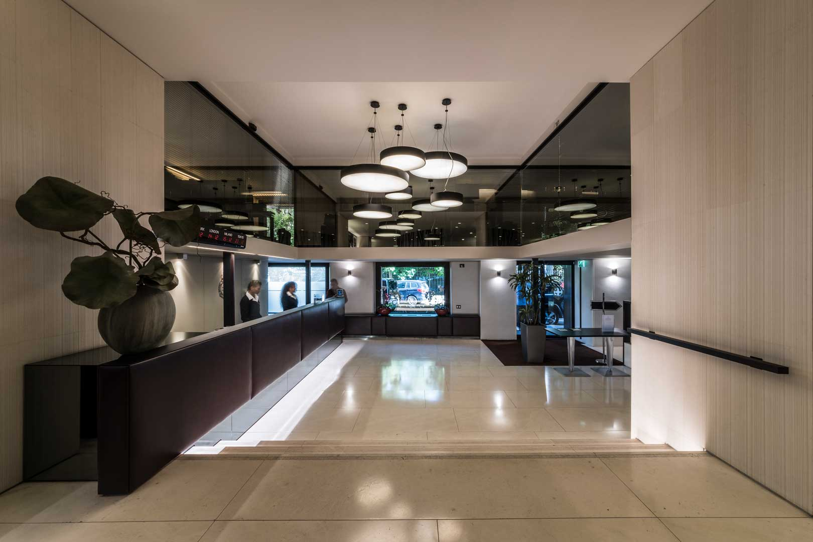 Hotel Manin | Reception