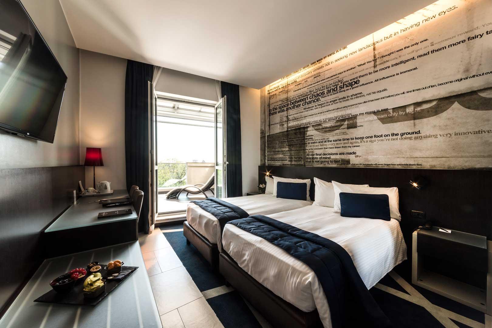 Hotel Manin | Panoramic Room