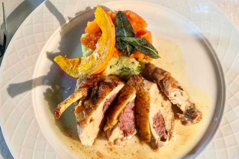 Lear Gourmet & Relais | Piatto
