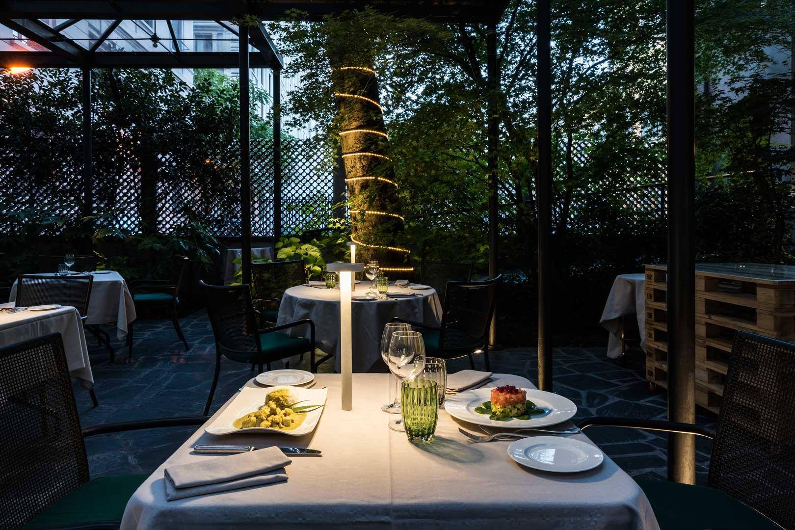 Manin Restaurant   Hotel Manin