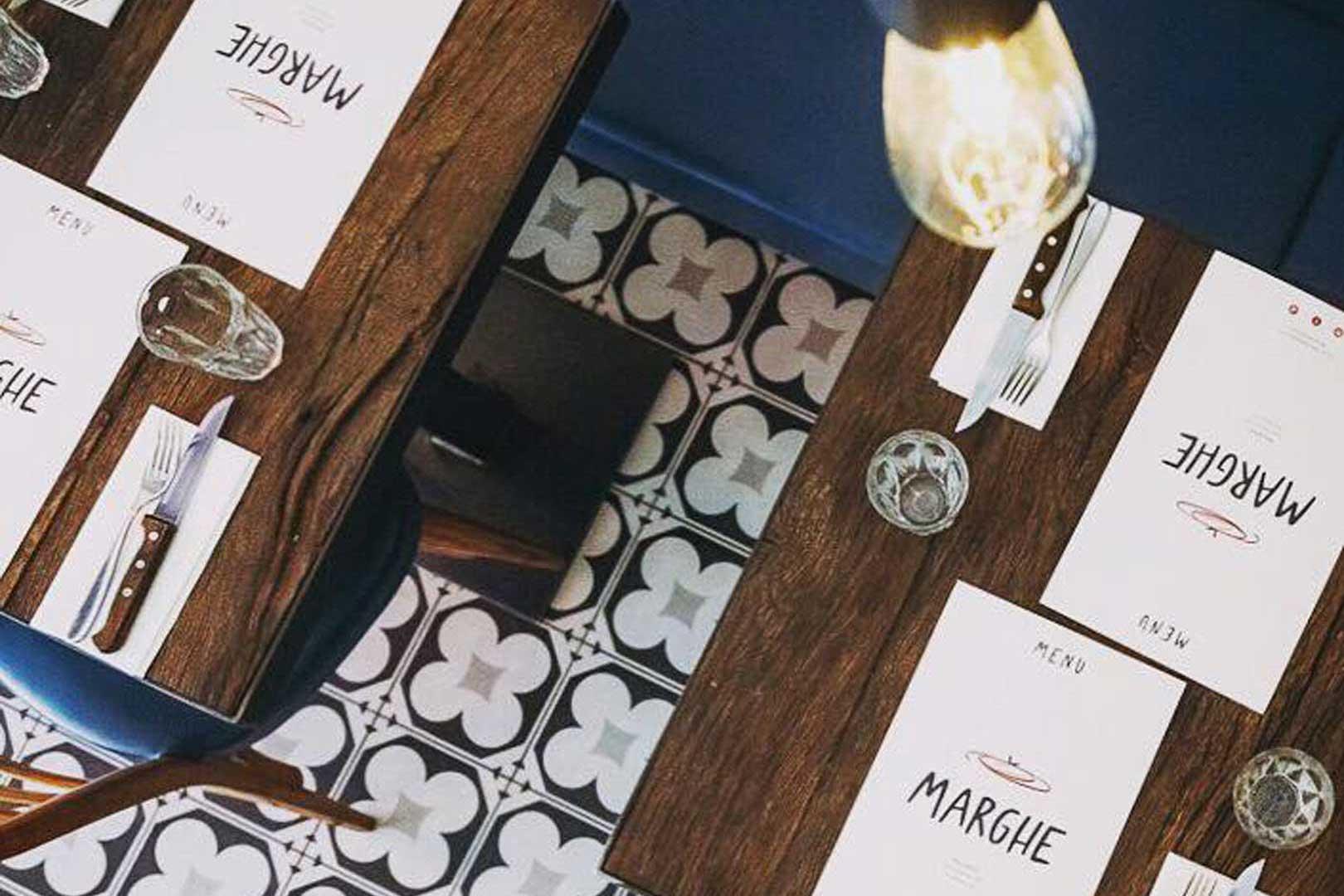 Marghe | Tavoli