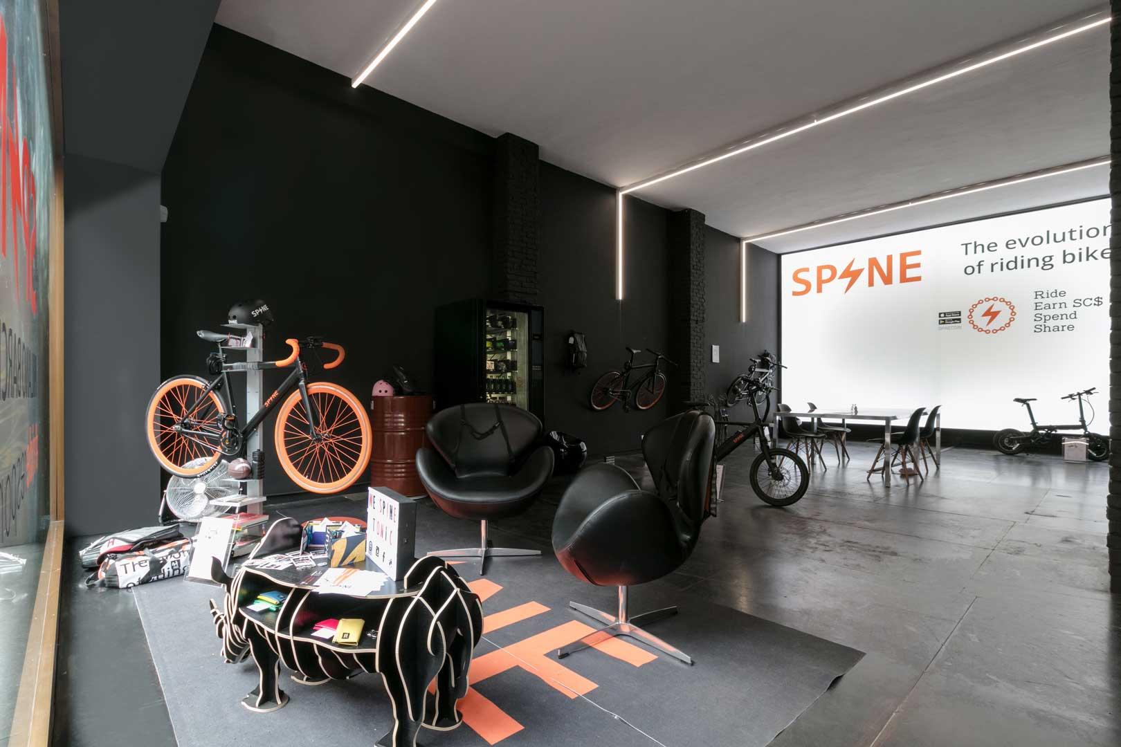 Spinebike | Milan Store