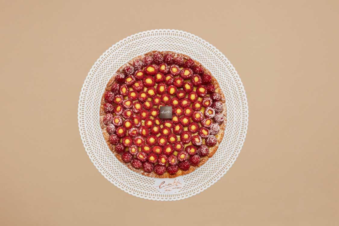Pasticceria Cucchi   Crostata Lamponi