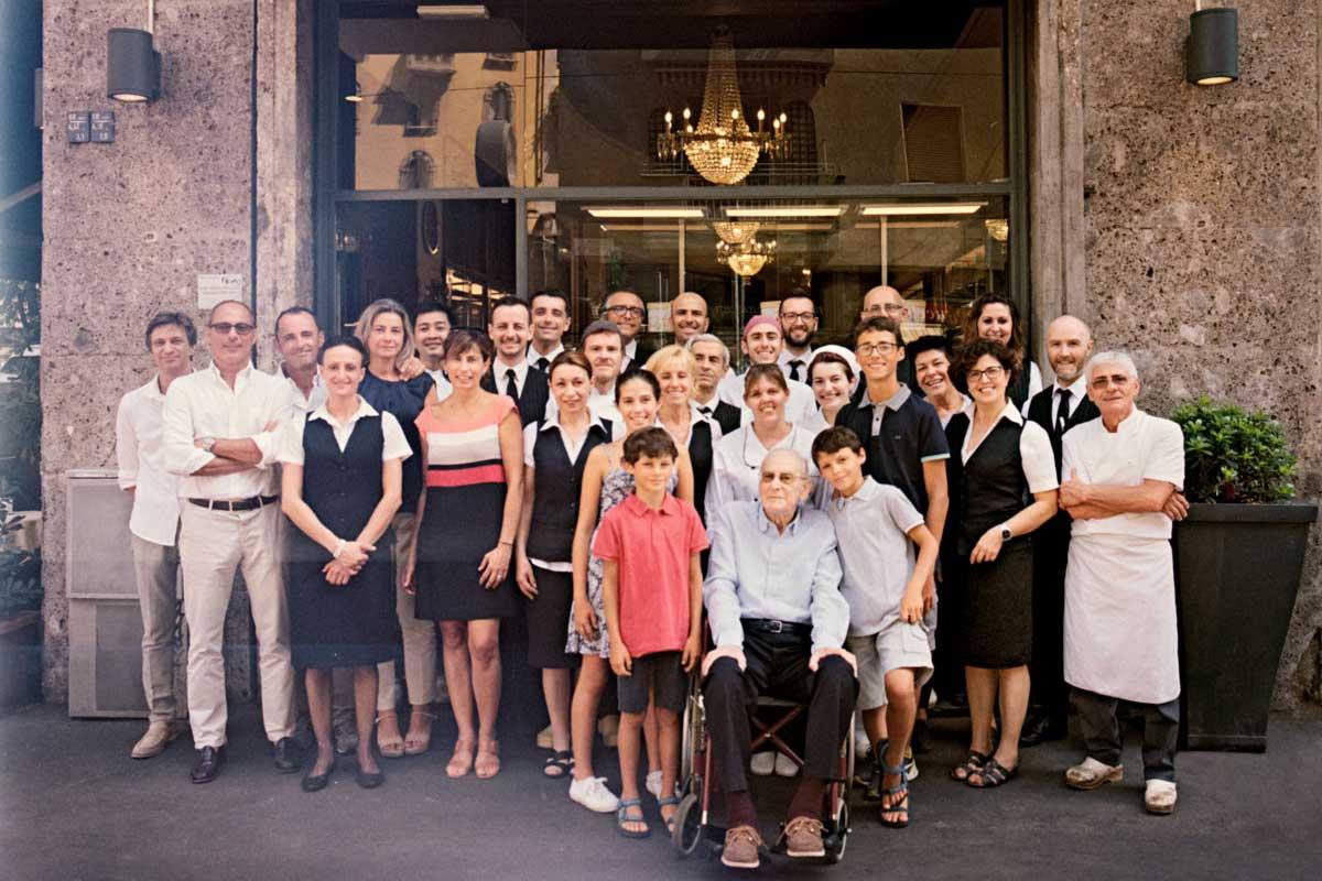 Cesare Cucchi – Storia di una pasticceria milanese