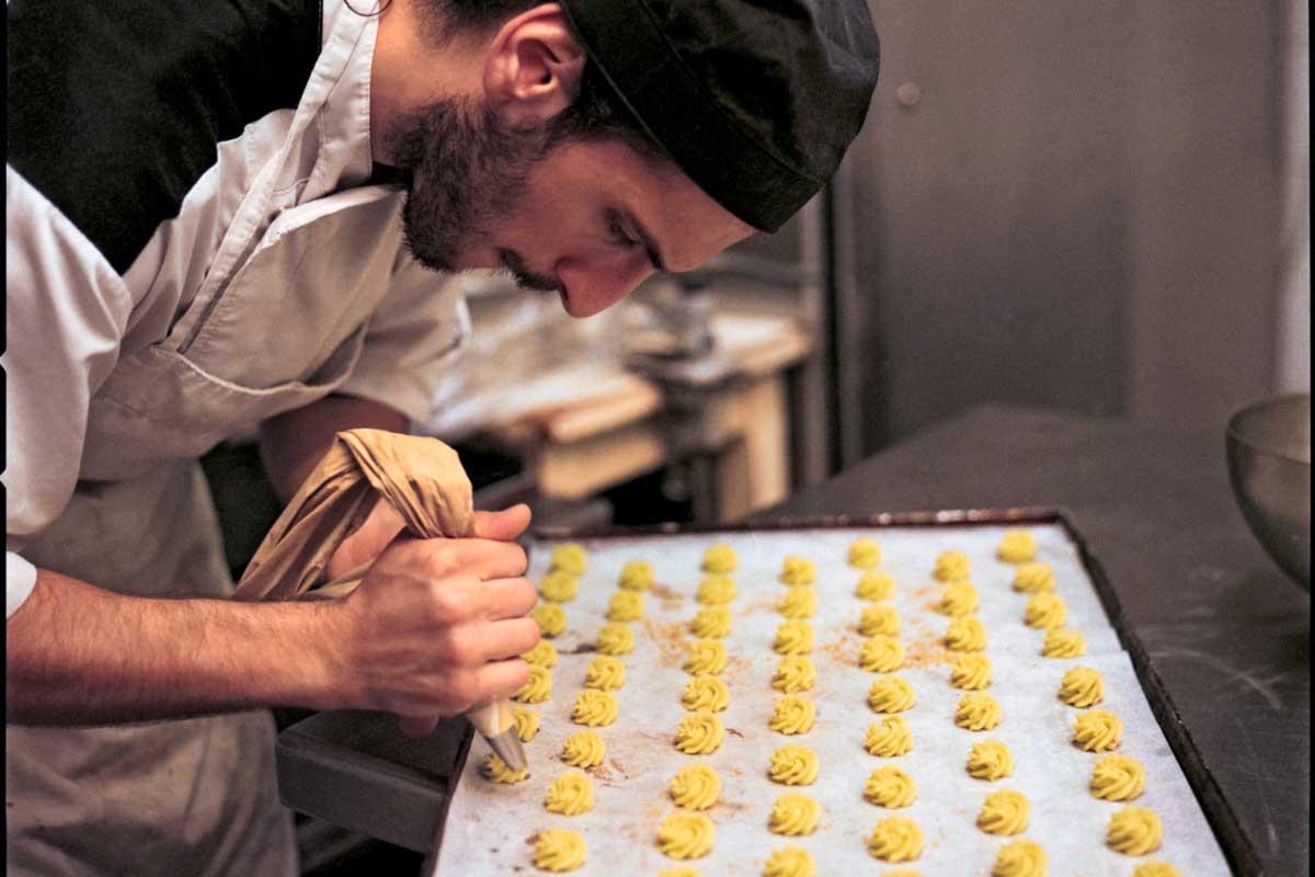 Pasticceria Cucchi   Pasticcere Lorenzo