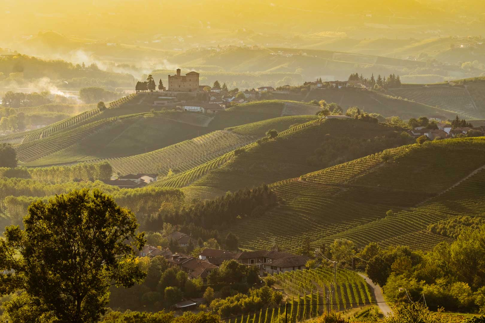 Weekend nelle Langhe | Panorama