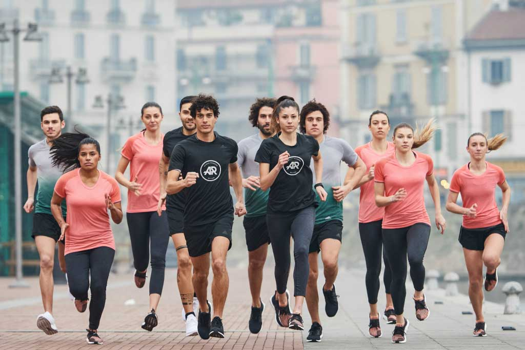 5 Digital community per i milanesi | Adidas Runners