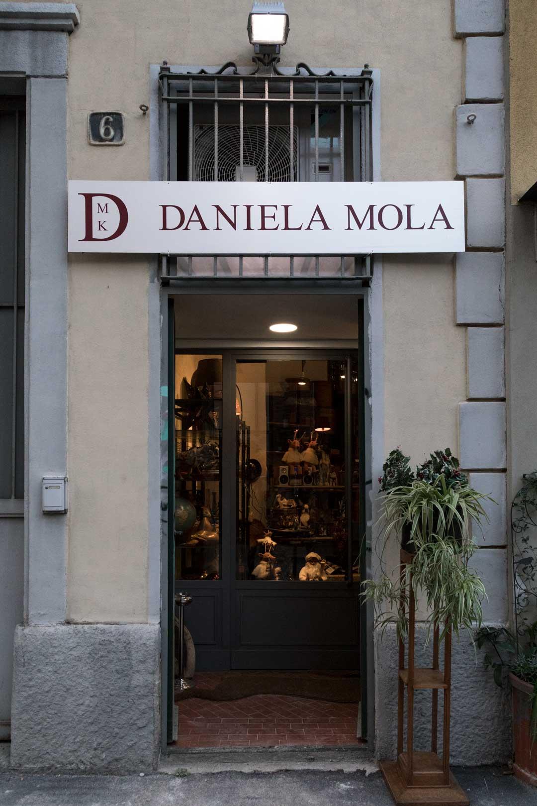 DMK - Daniela Mola   Milano