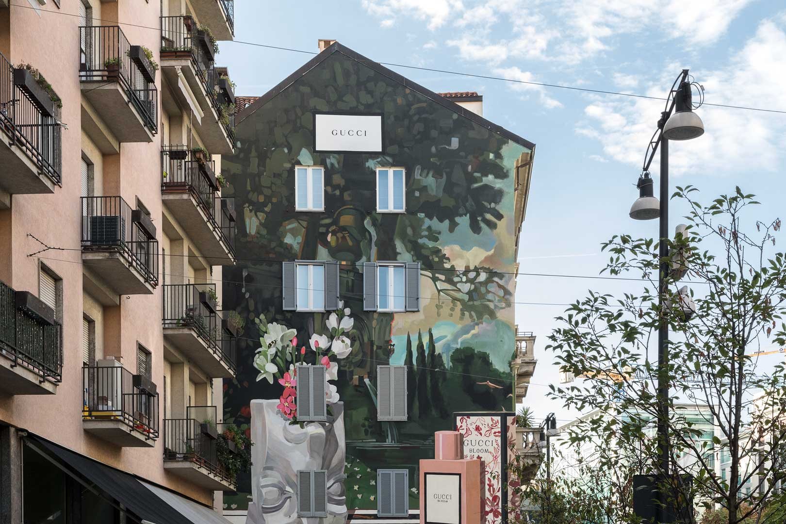 best service a89b1 eb345 Gucci Art Wall | Flawless Milano - The Lifestyle Guide