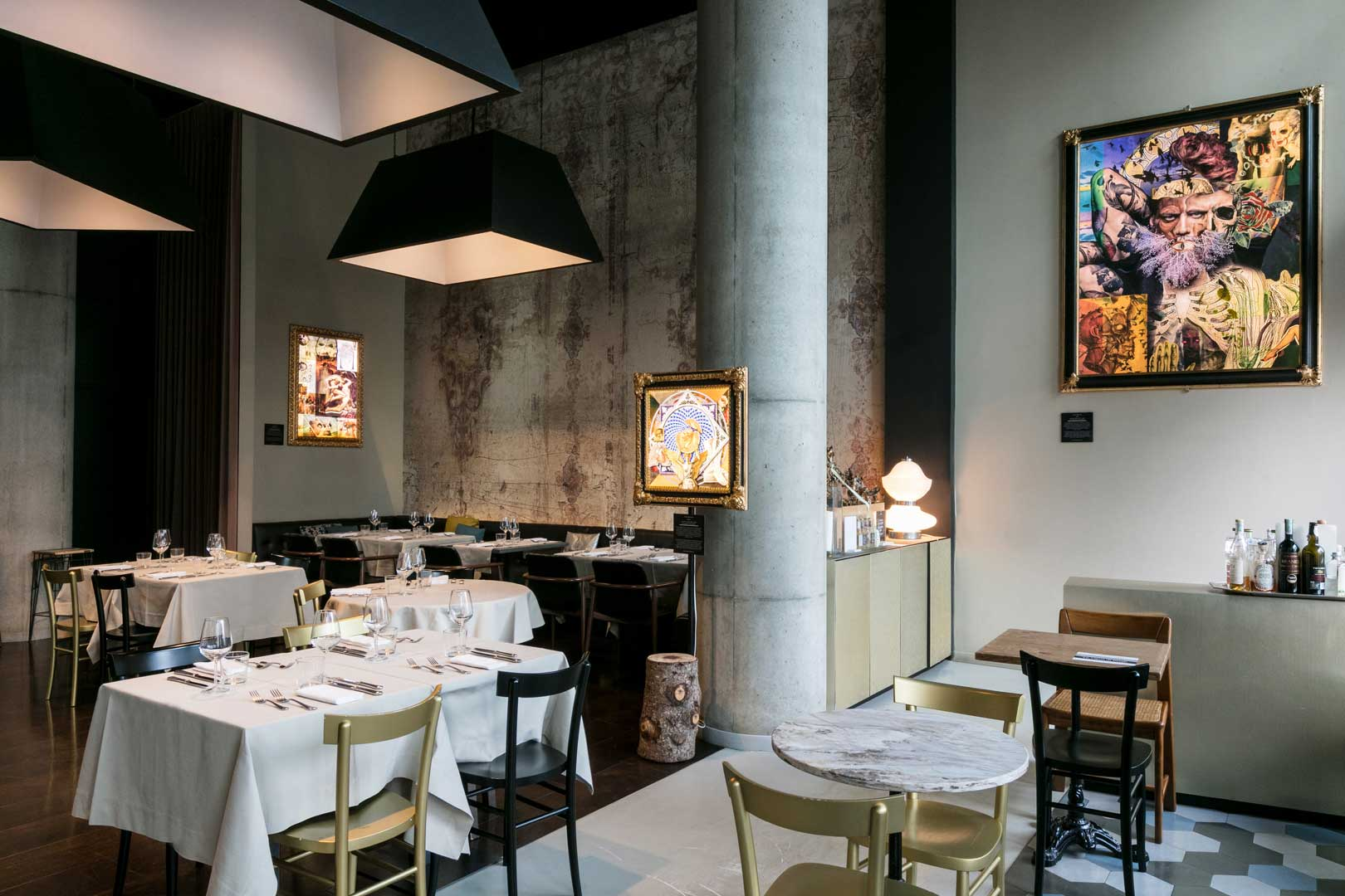 Il Santa - Bistrò Moderno   Milano