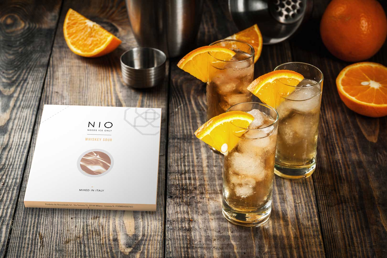 Nio Needs Ice Only - Milano