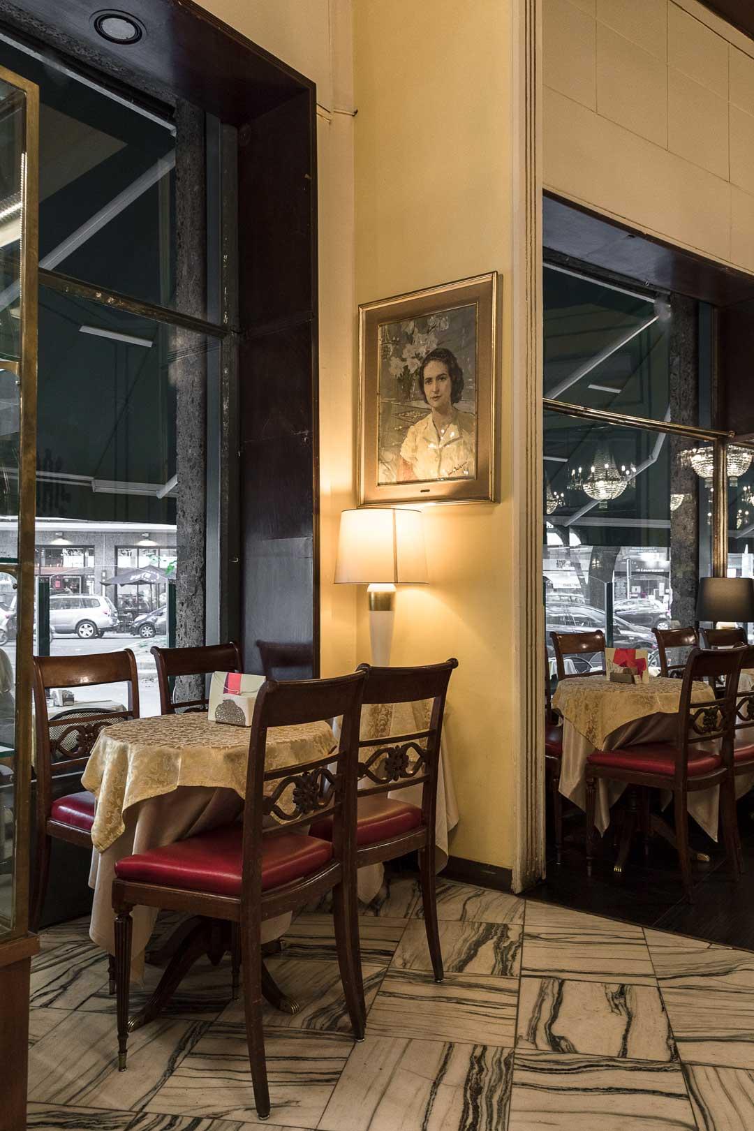Pasticceria Cucchi | Tavolo