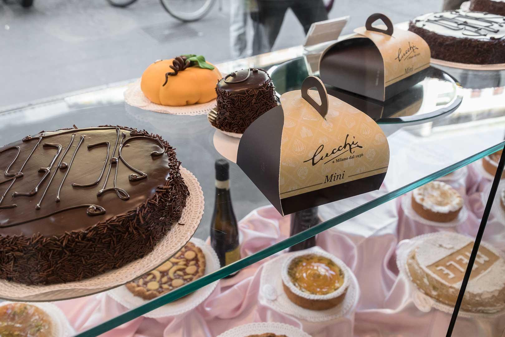 Pasticceria Cucchi   Torte