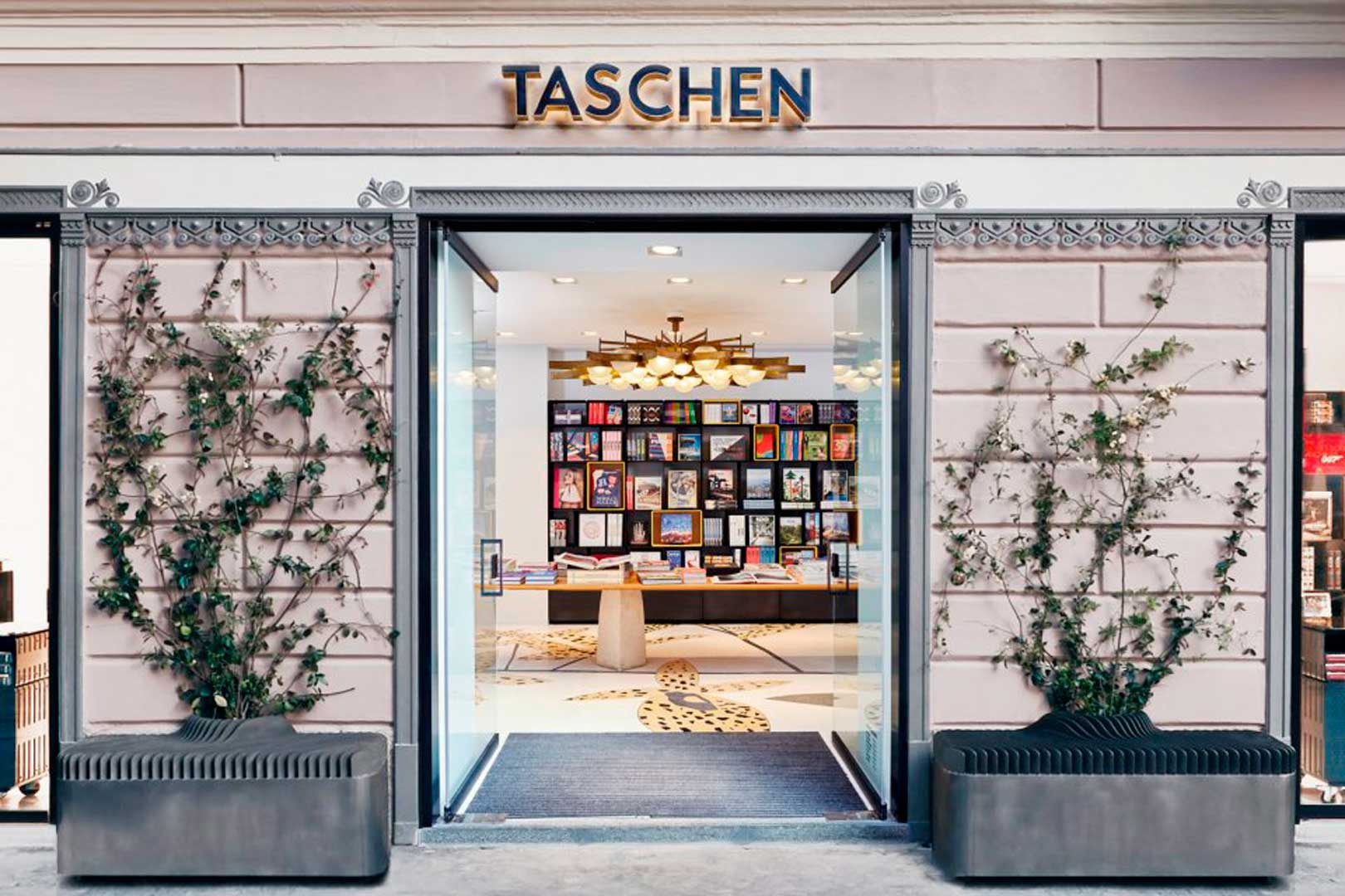 taschen store flawless milano the lifestyle guide. Black Bedroom Furniture Sets. Home Design Ideas