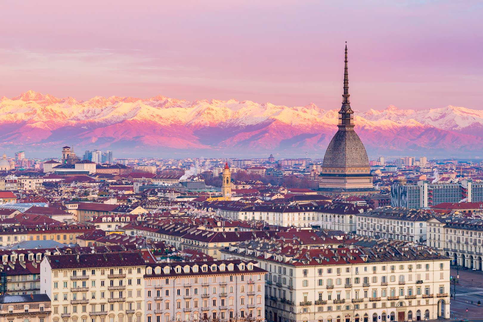 A Weekend in Turin