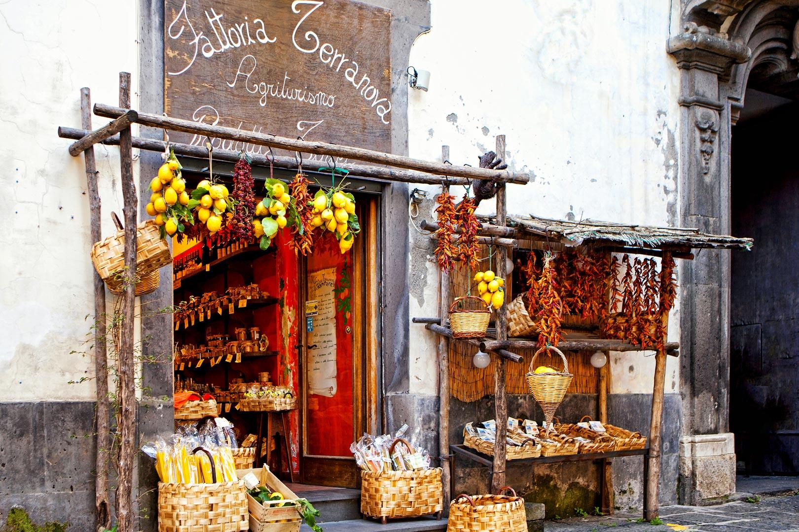 Weekend a Sorrento   Shopping