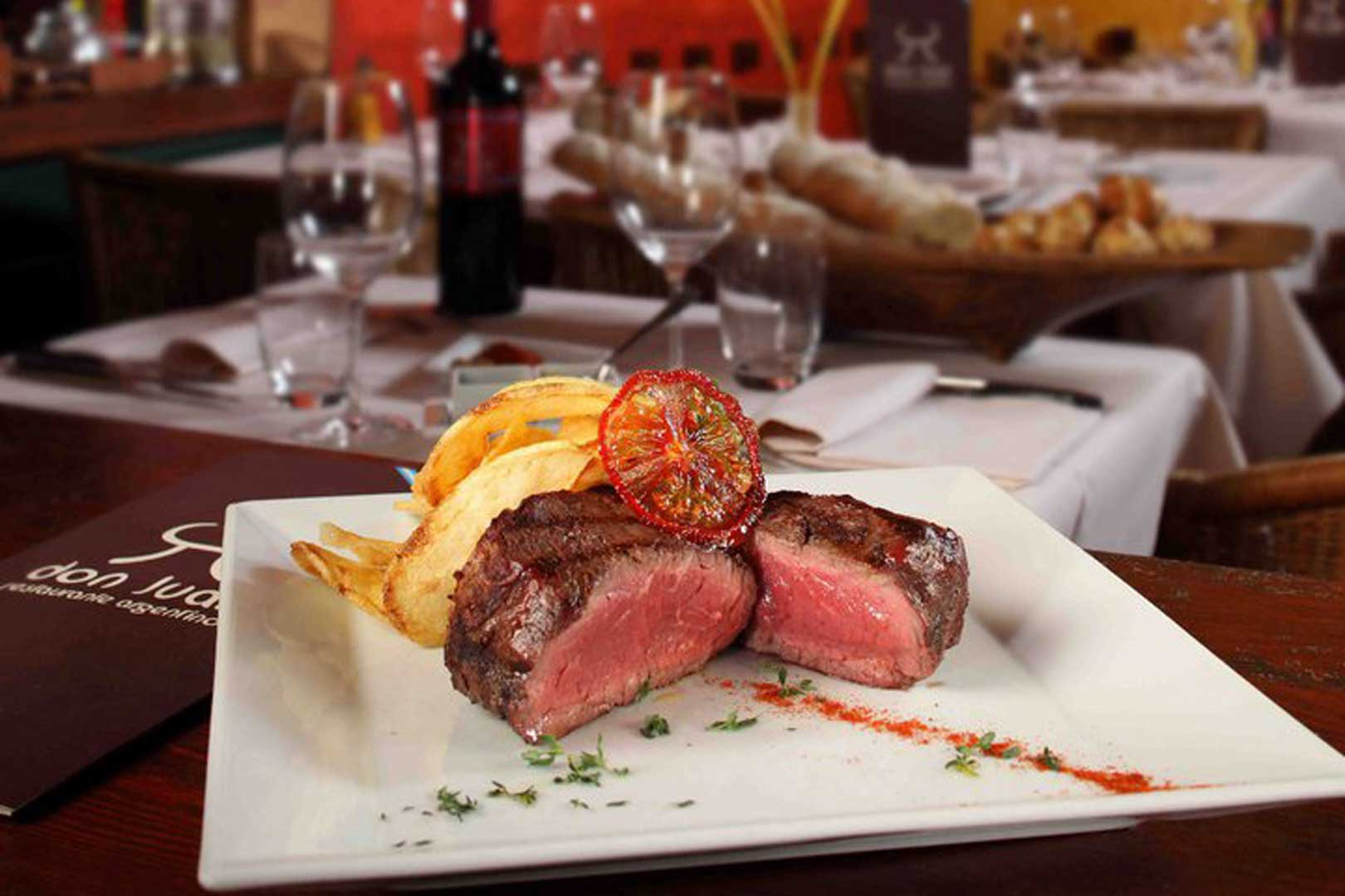 I 10 migliori ristoranti di carne a Milano - Don Juan