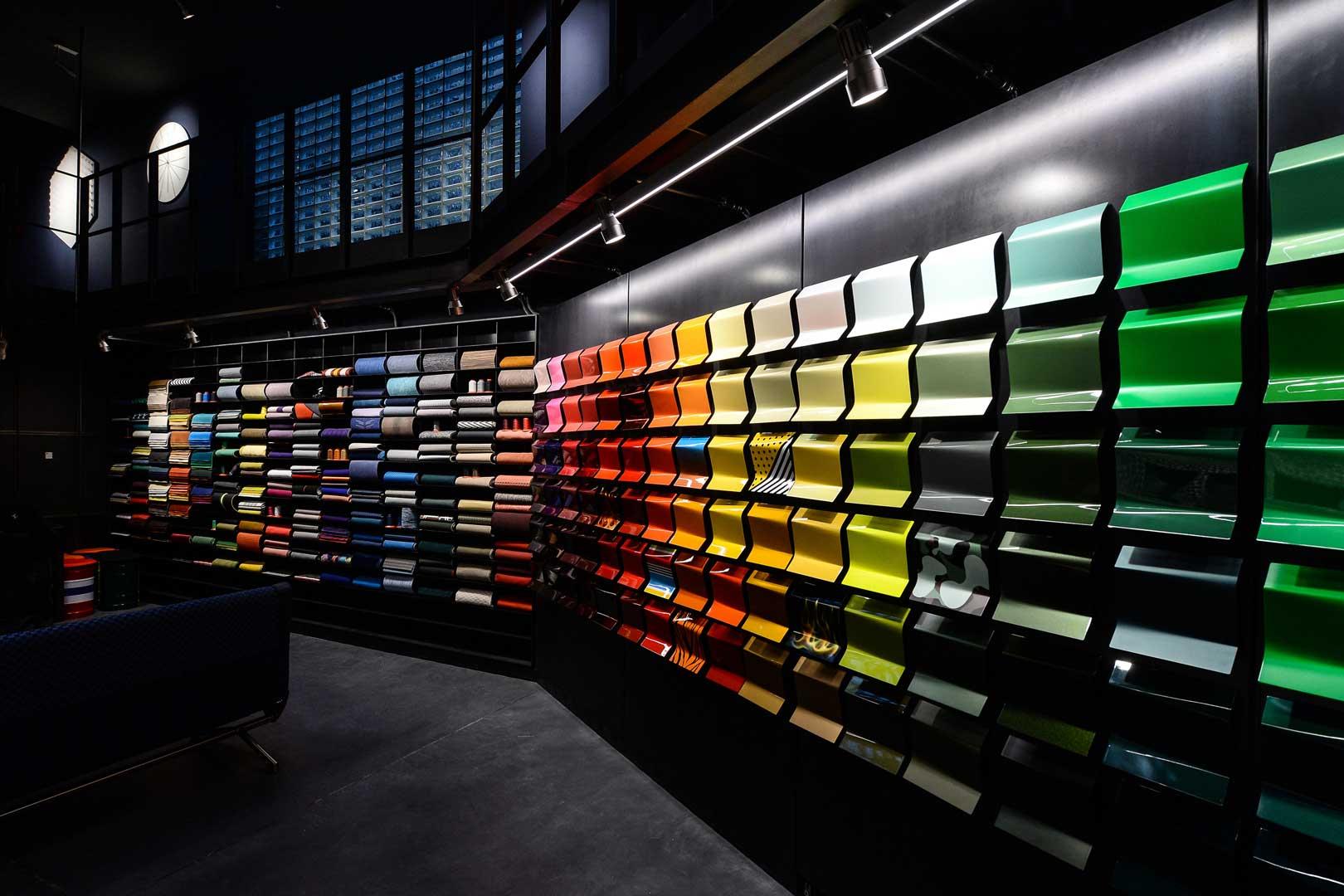 Garage Italia Customs - Milano