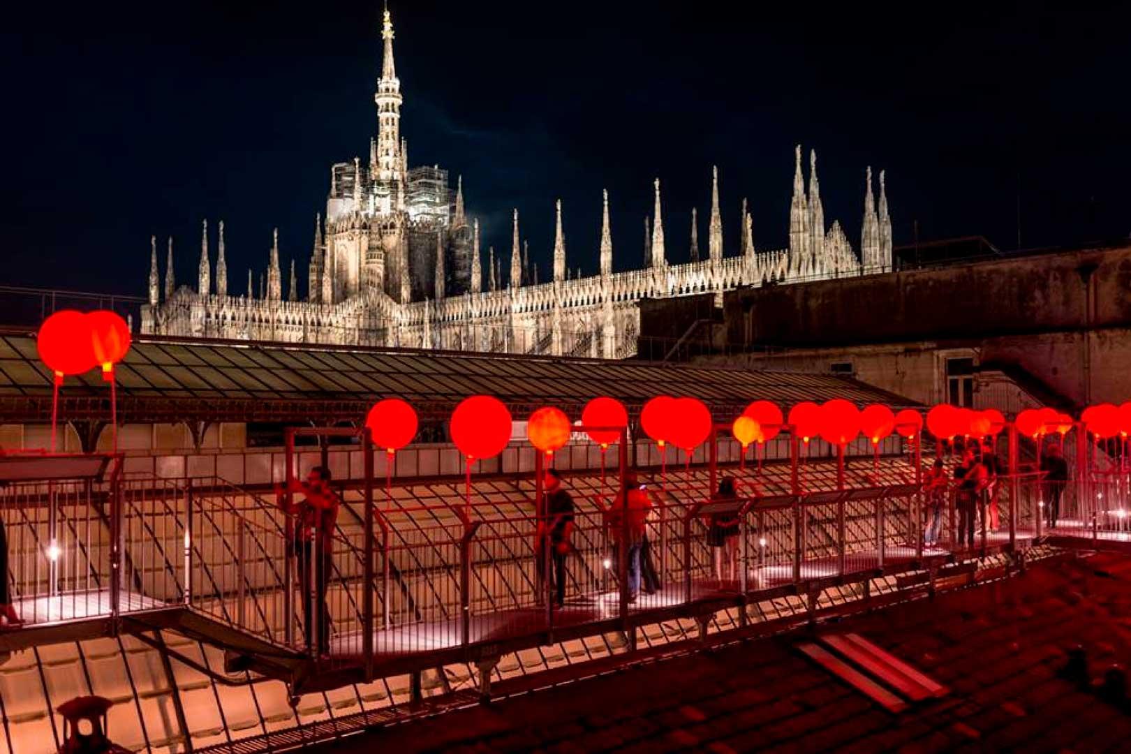 Cosa fare a Milano durante le feste - Highline Galleria