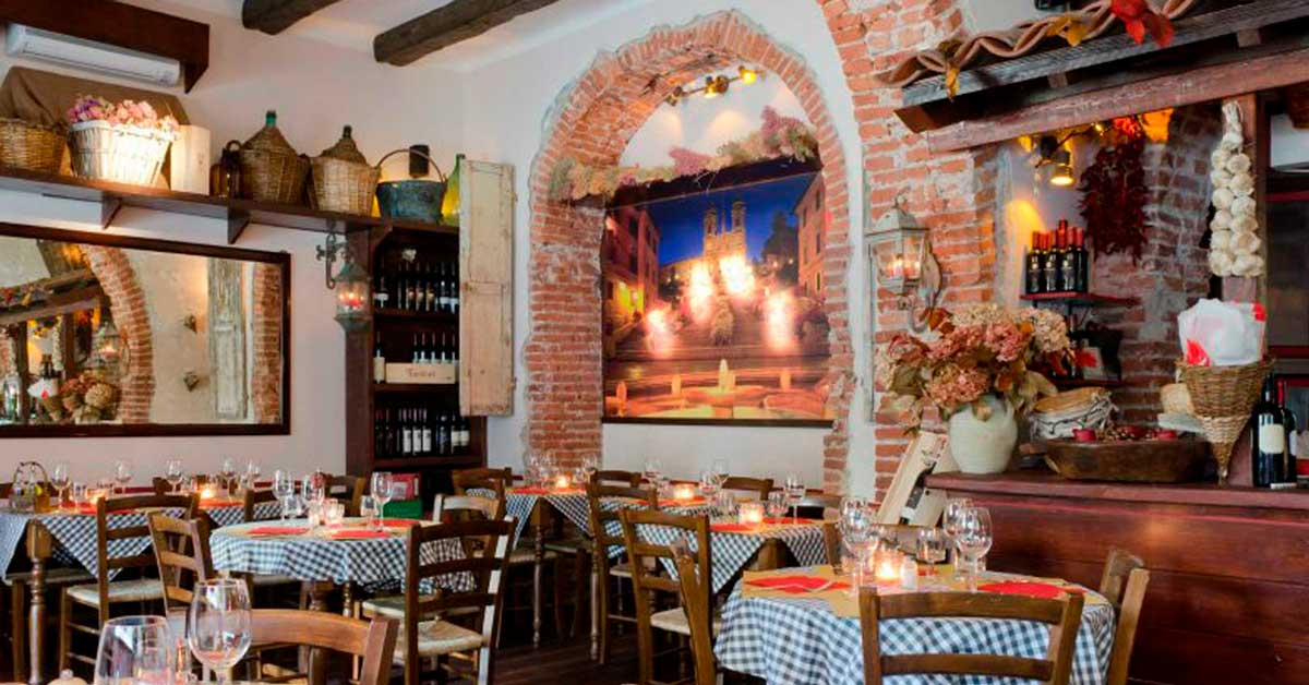 Volemose Bene - Ostaria Romana | Flawless Milano