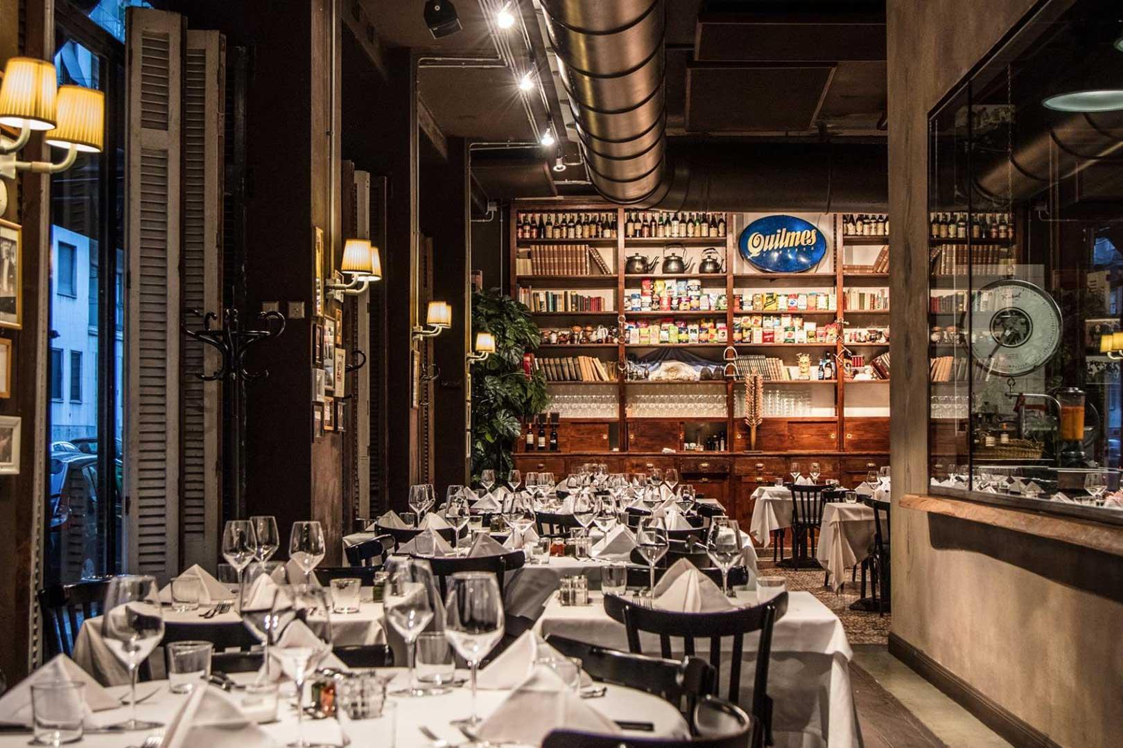I 10 migliori ristoranti di carne a Milano - El Porteno