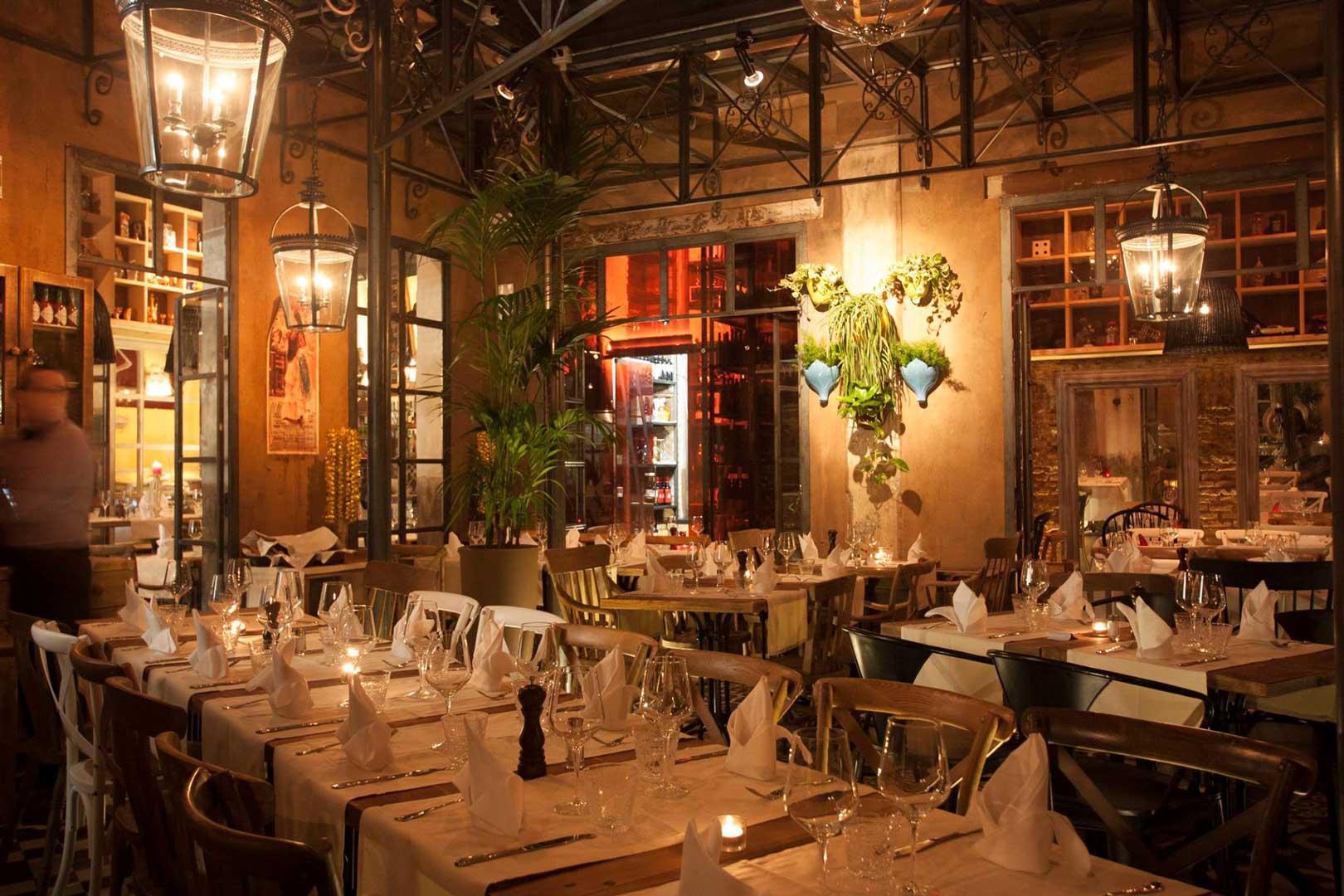 The top 10 Milan's meat restaurants