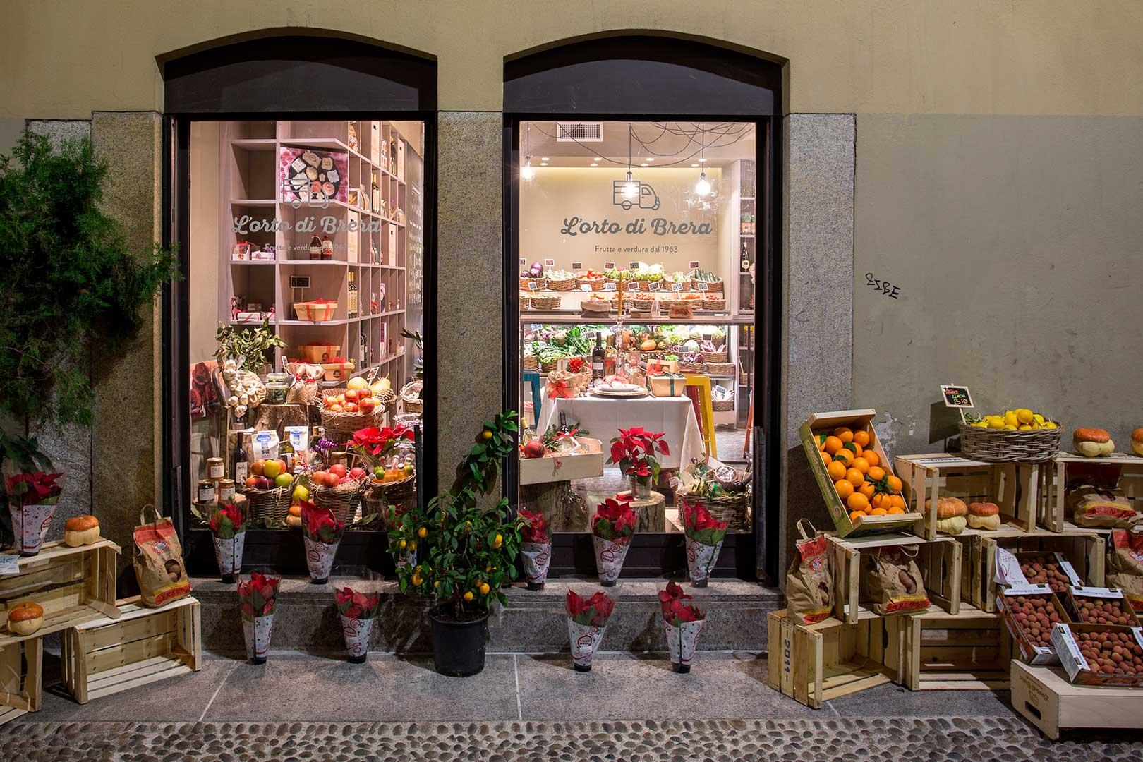 L'orto di Brera - Milano