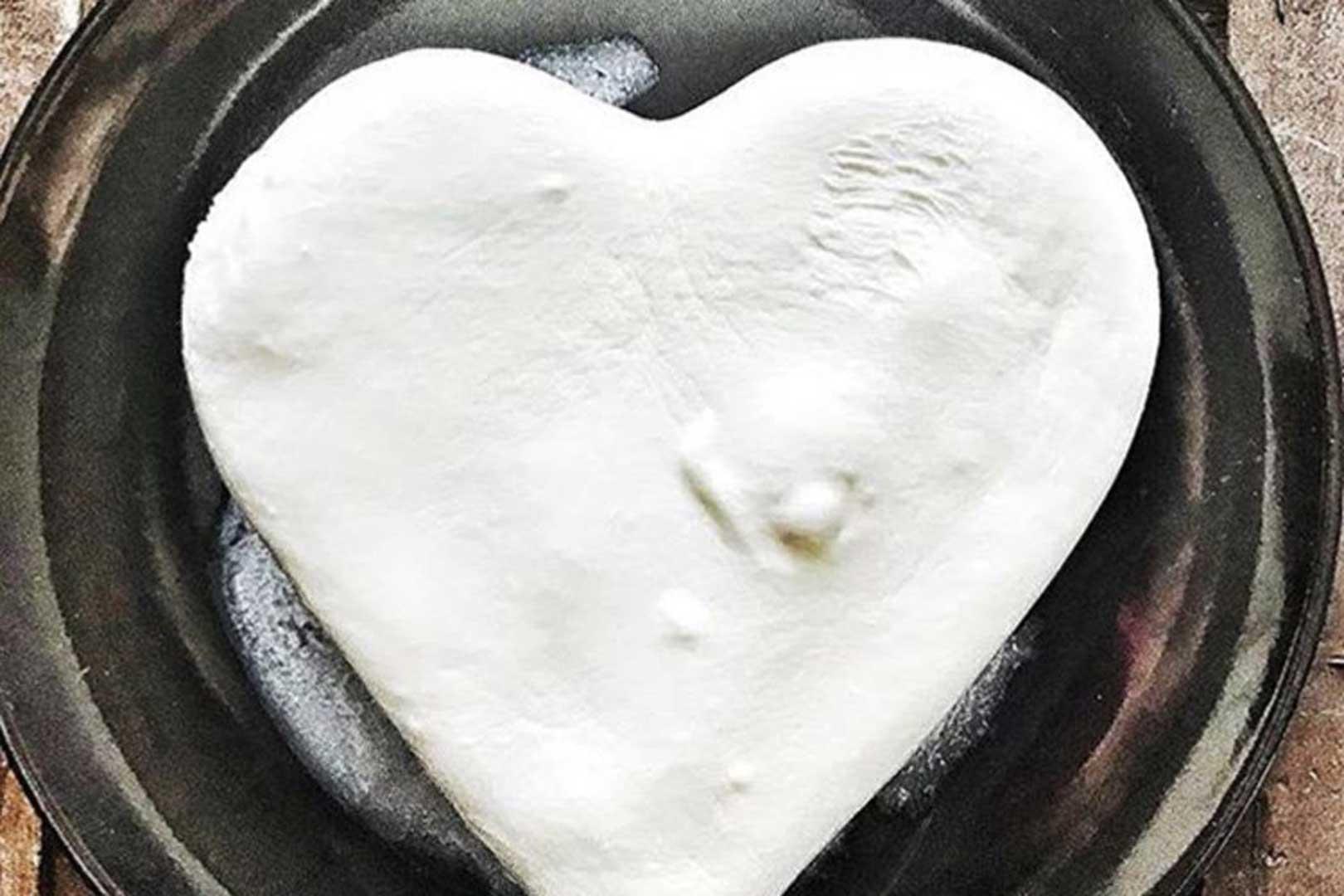 Dillo con un cuore - La Mozzarelleria