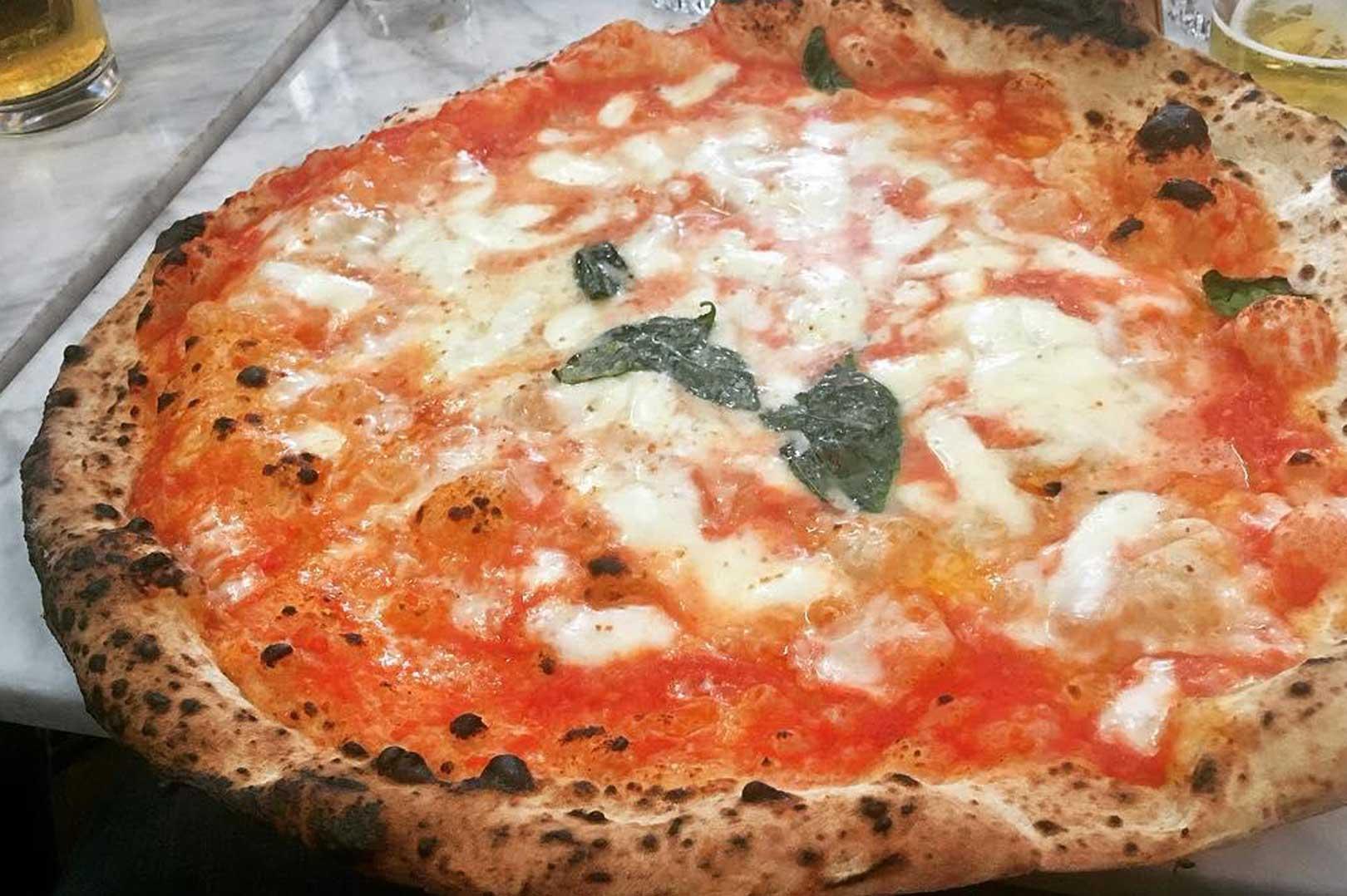 L'Antica Pizzeria da Michele - Milano