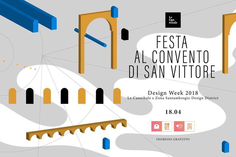 Wednesday april 18th all the events you can 39 t miss for Via san vittore 49 milano